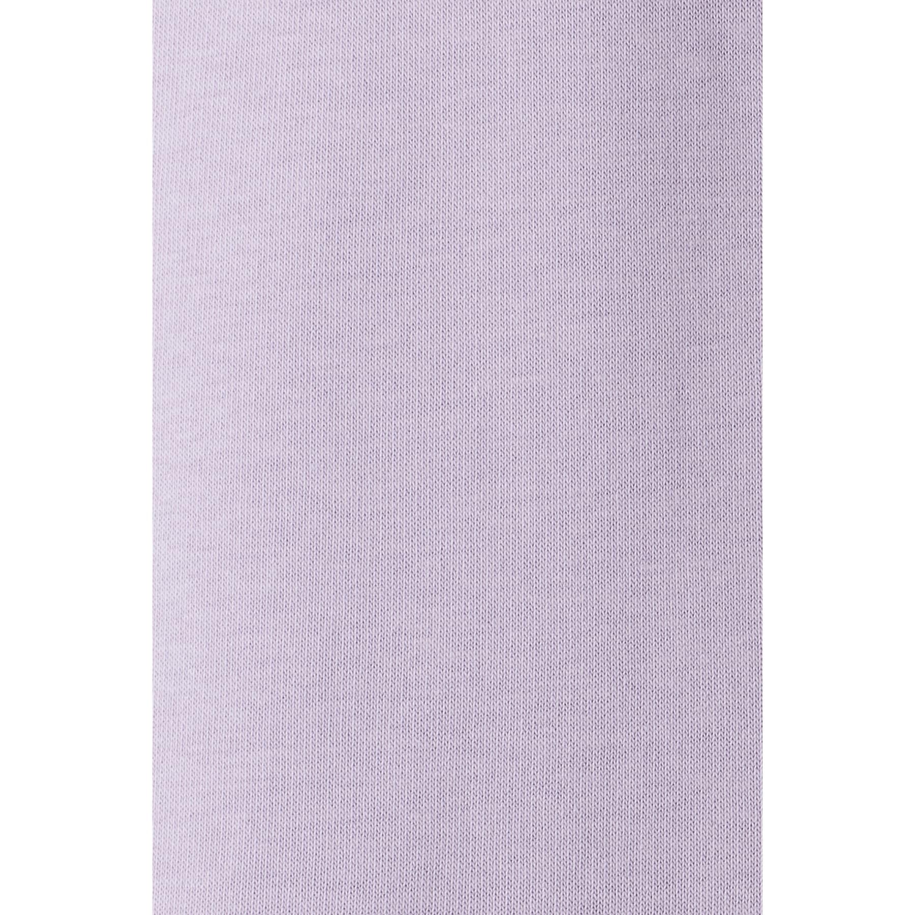 Fermuarlı Kadın Lila Sweatshirt (167300-30641)