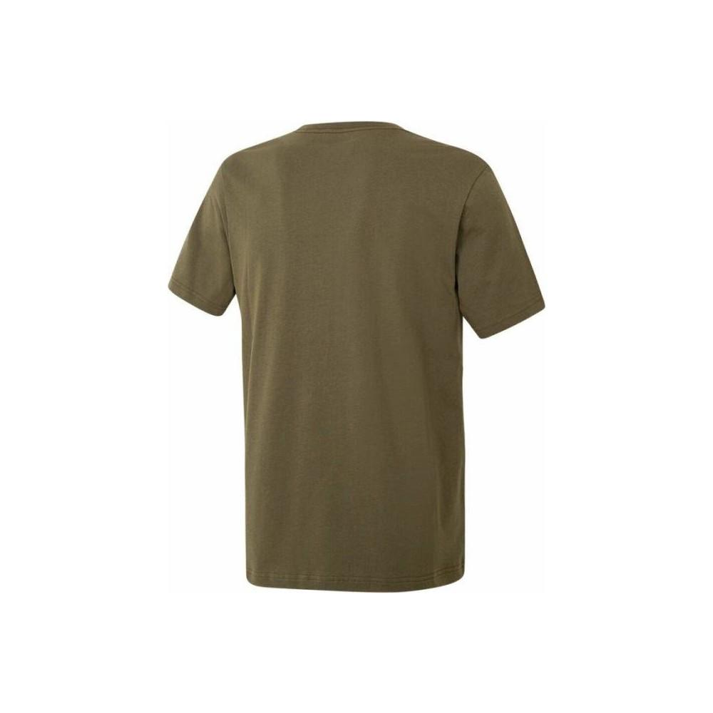 Csc Basic Logo™ Erkek Haki Tişört