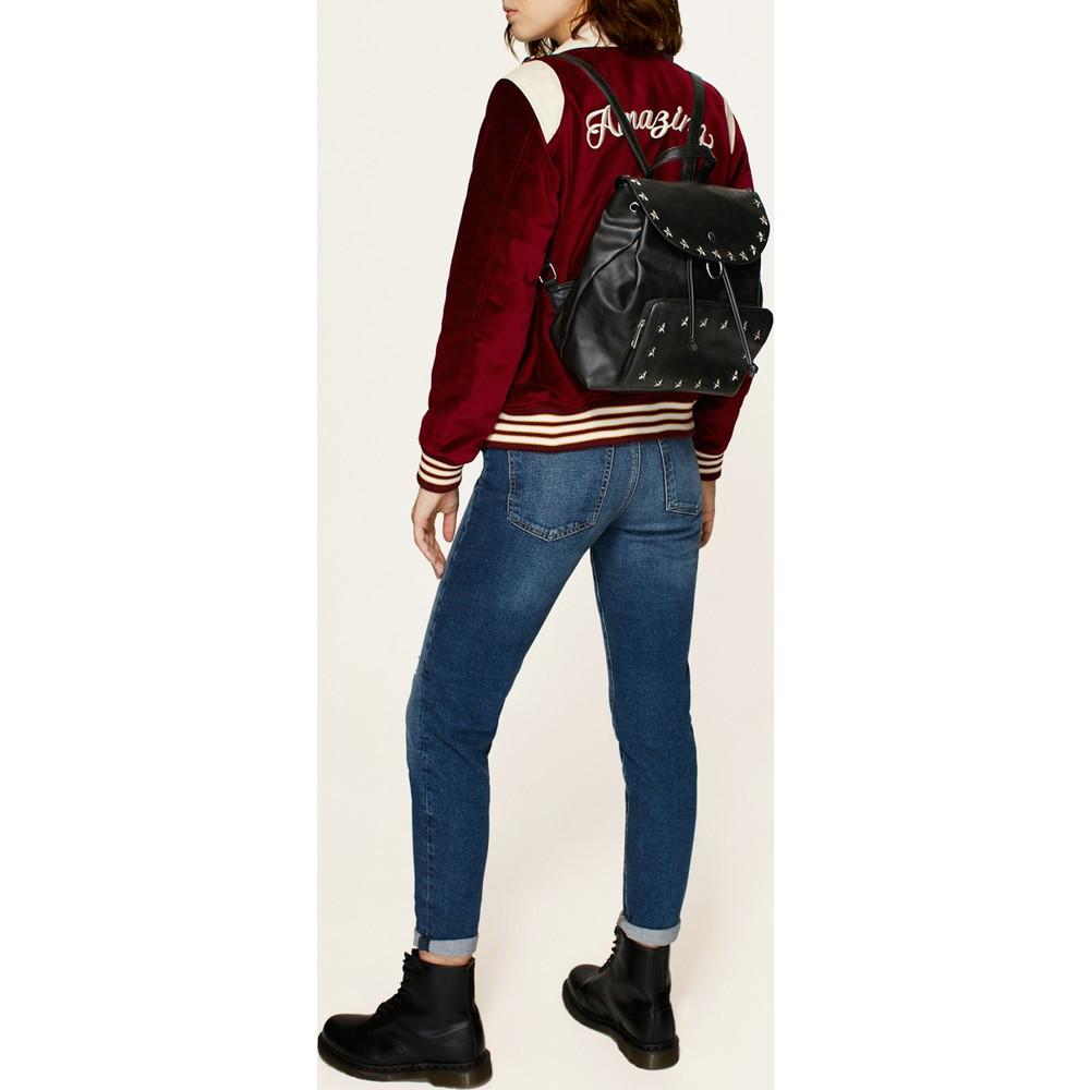 Mavi Jeans Kadın Siyah Sırt Çantası