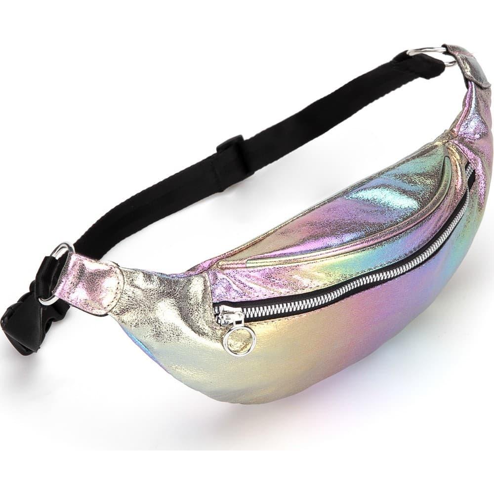 Hologram Kadın Bel Çantası