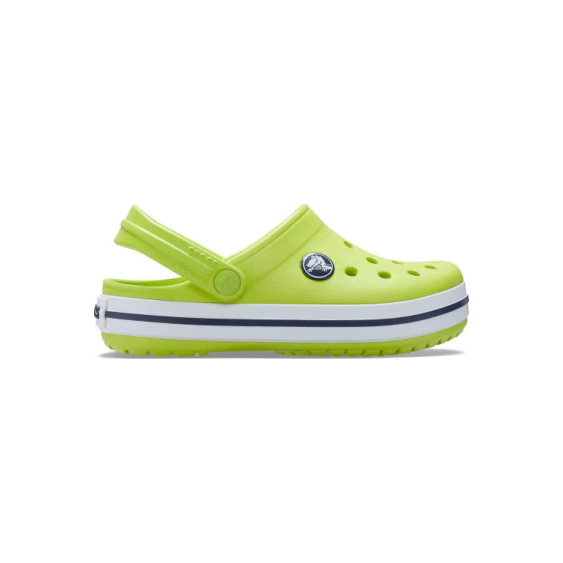 Crocband Clog Çocuk Yeşil Terlik (204537-3TX)