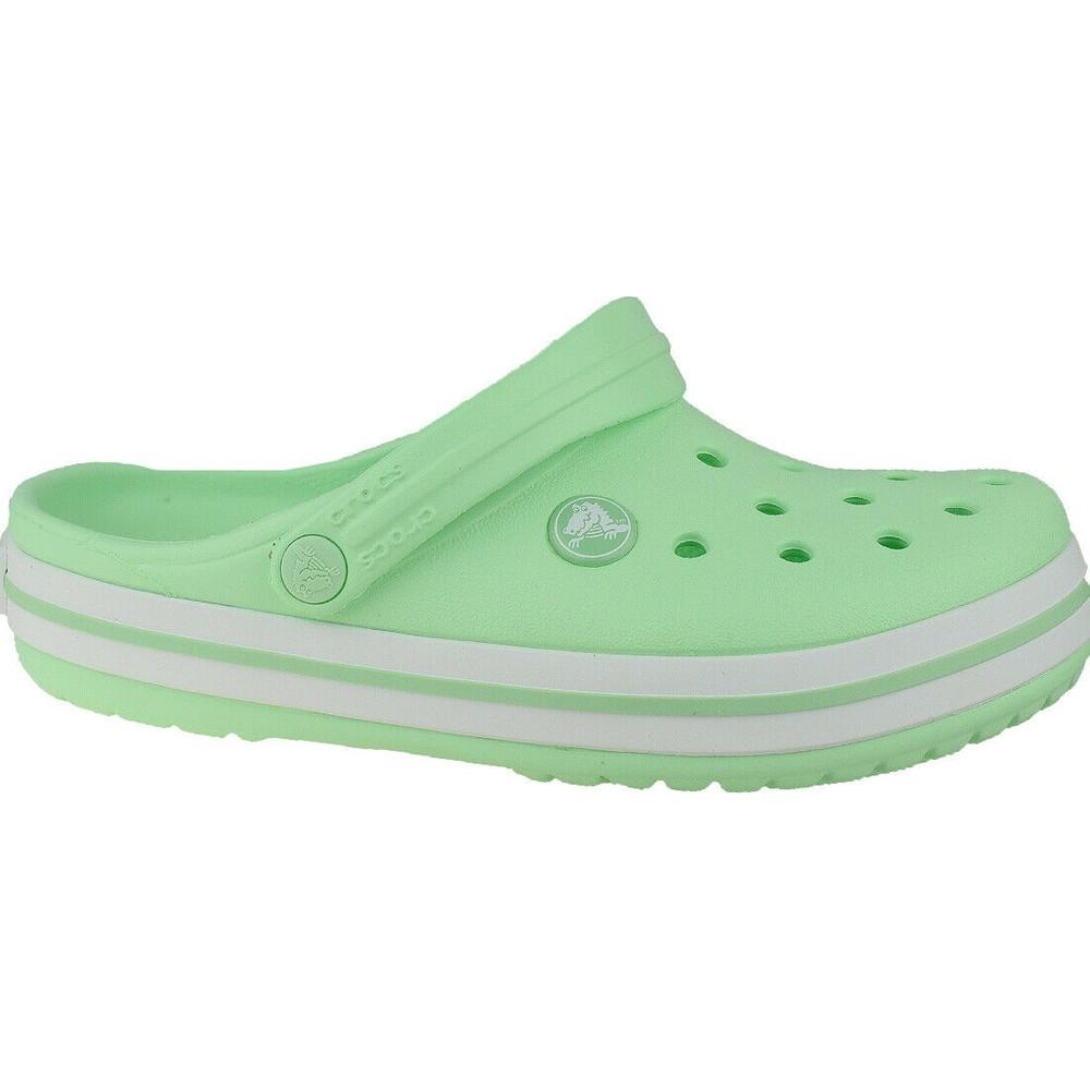 Crocband Clog Çocuk Yeşil Terlik