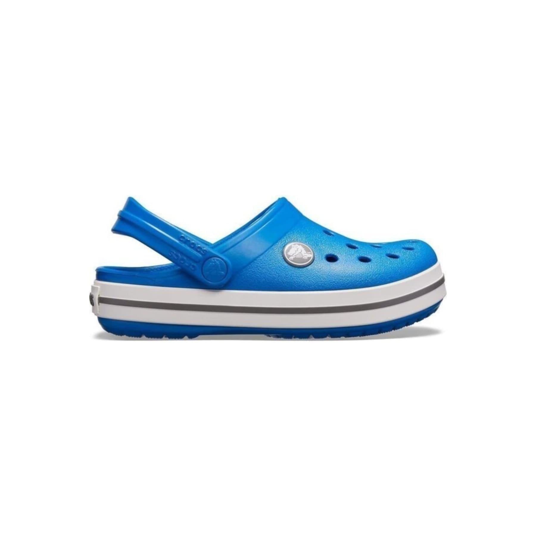 Crocband Clog Çocuk Kobalt Mavisi Terlik