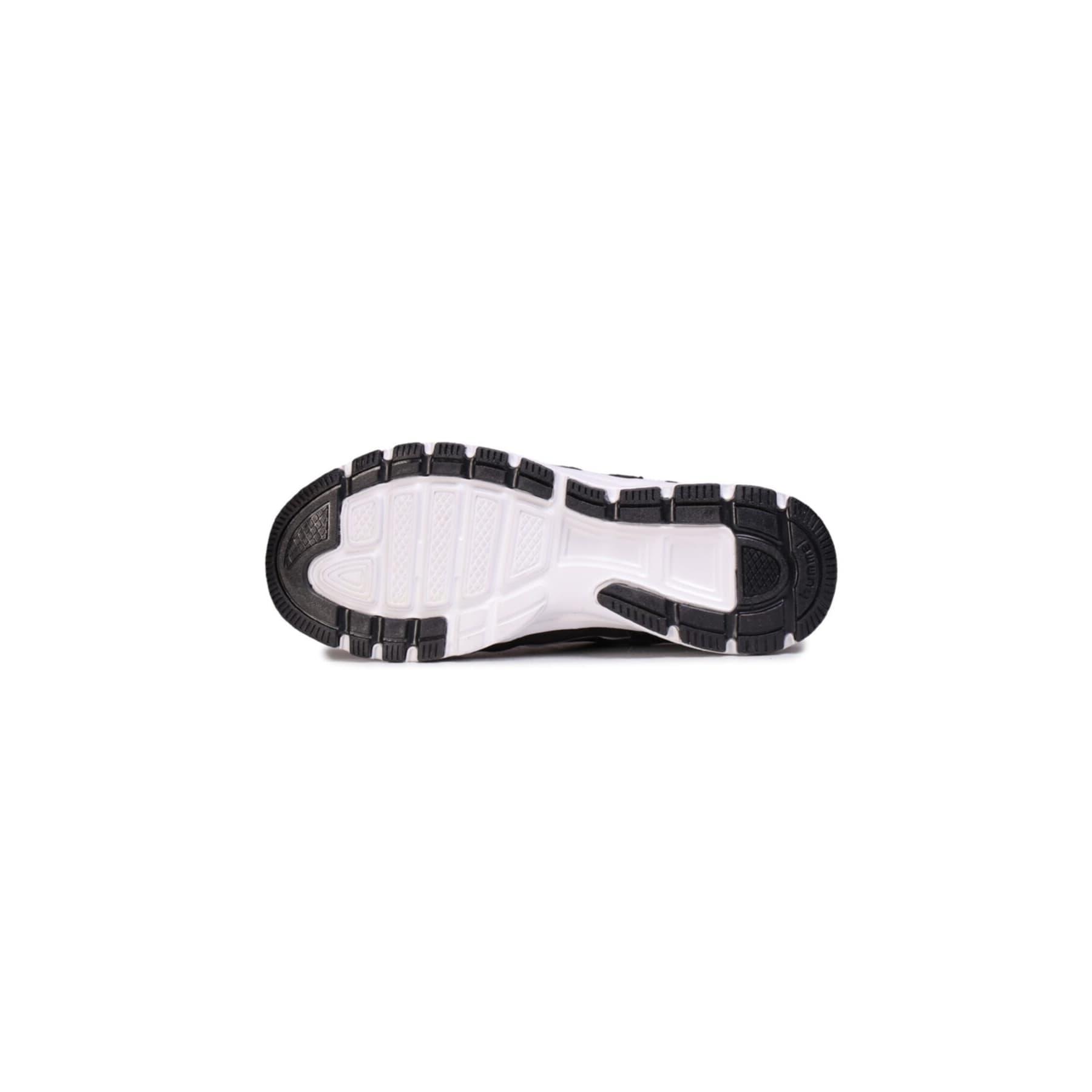 3S Gradient Kadın Siyah Sneaker Ayakkabı