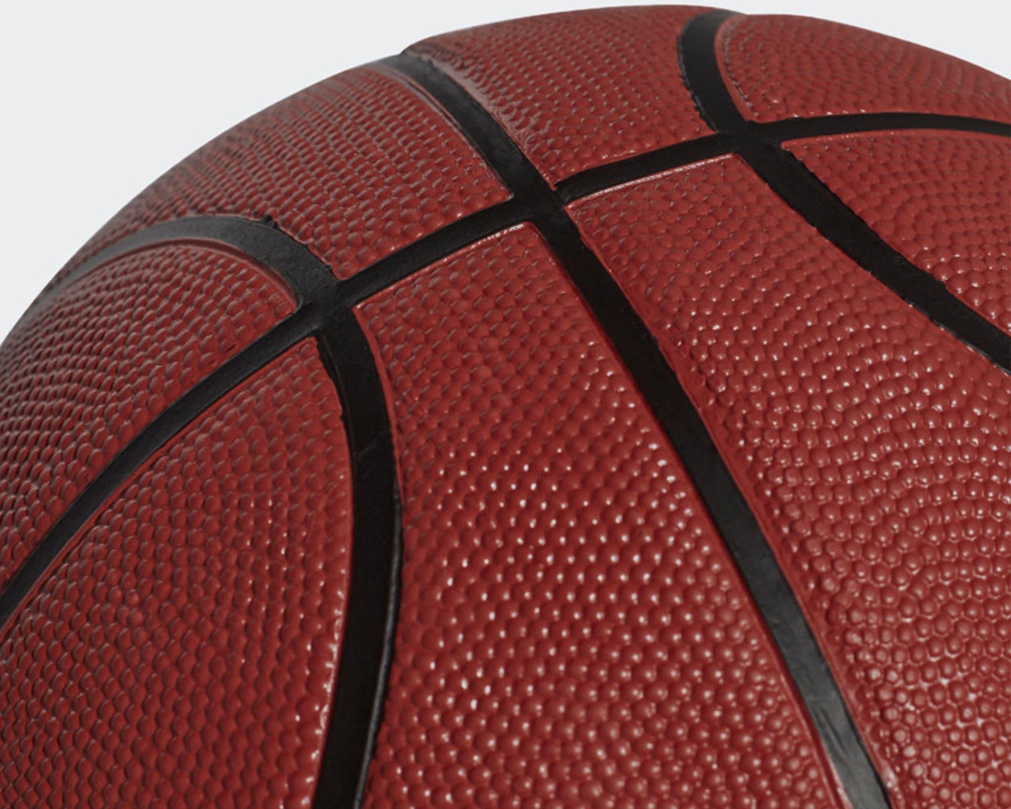 adidas 3 Bantlı Turuncu Basketbol Topu