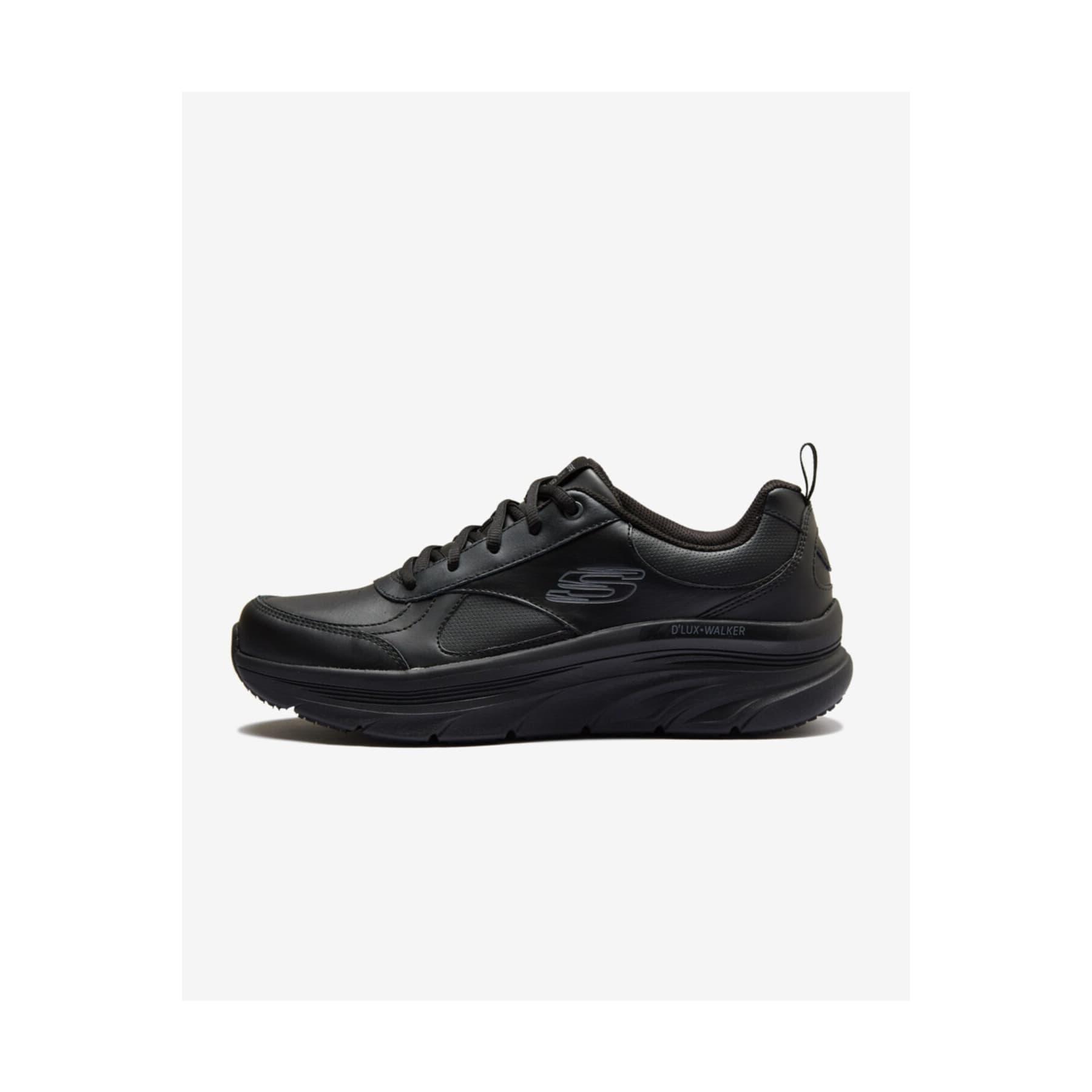 D'lux Walker Erkek Siyah Spor Ayakkabı (232164 BBK)