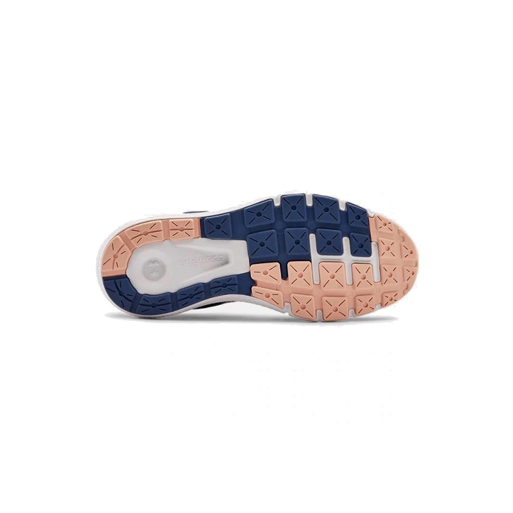 Charged Rogue 2 Kadın Mavi Koşu Ayakkabısı