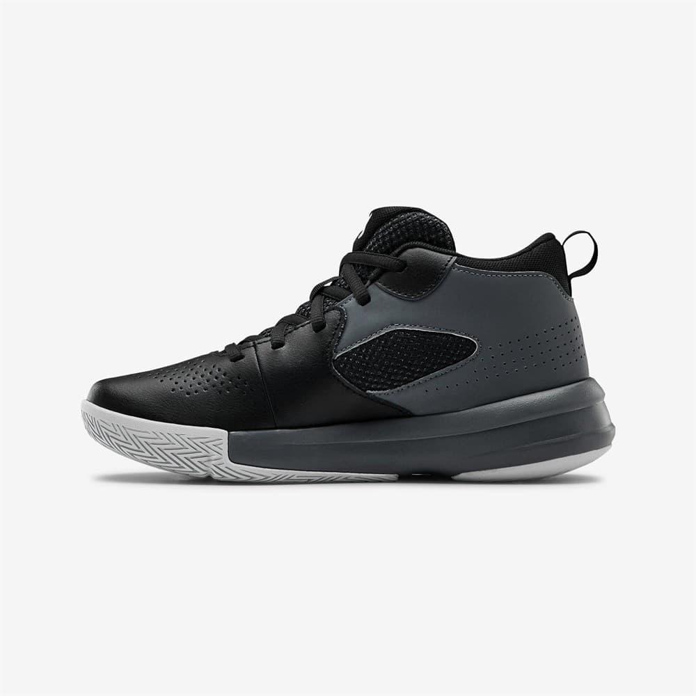 Gs Lockdown 5 Çocuk Siyah Basketbol Ayakkabısı