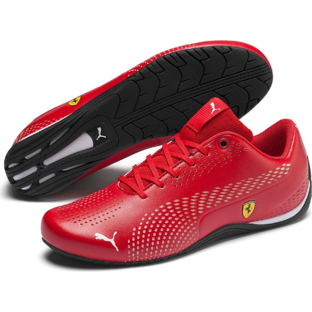 Ferrari Drift Cat 5 Ultra II Erkek Kırmızı Spor Ayakkabı
