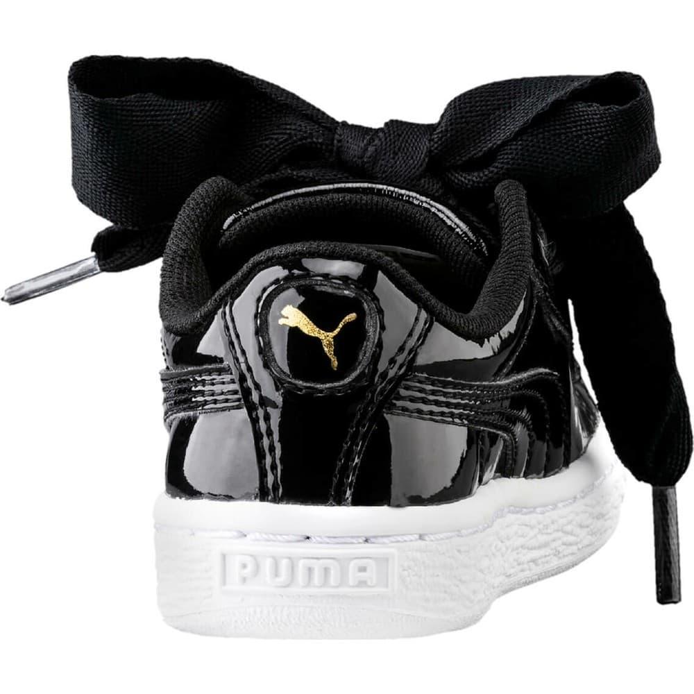 Basket Heart Patent Inf Bebek Spor Ayakkabı