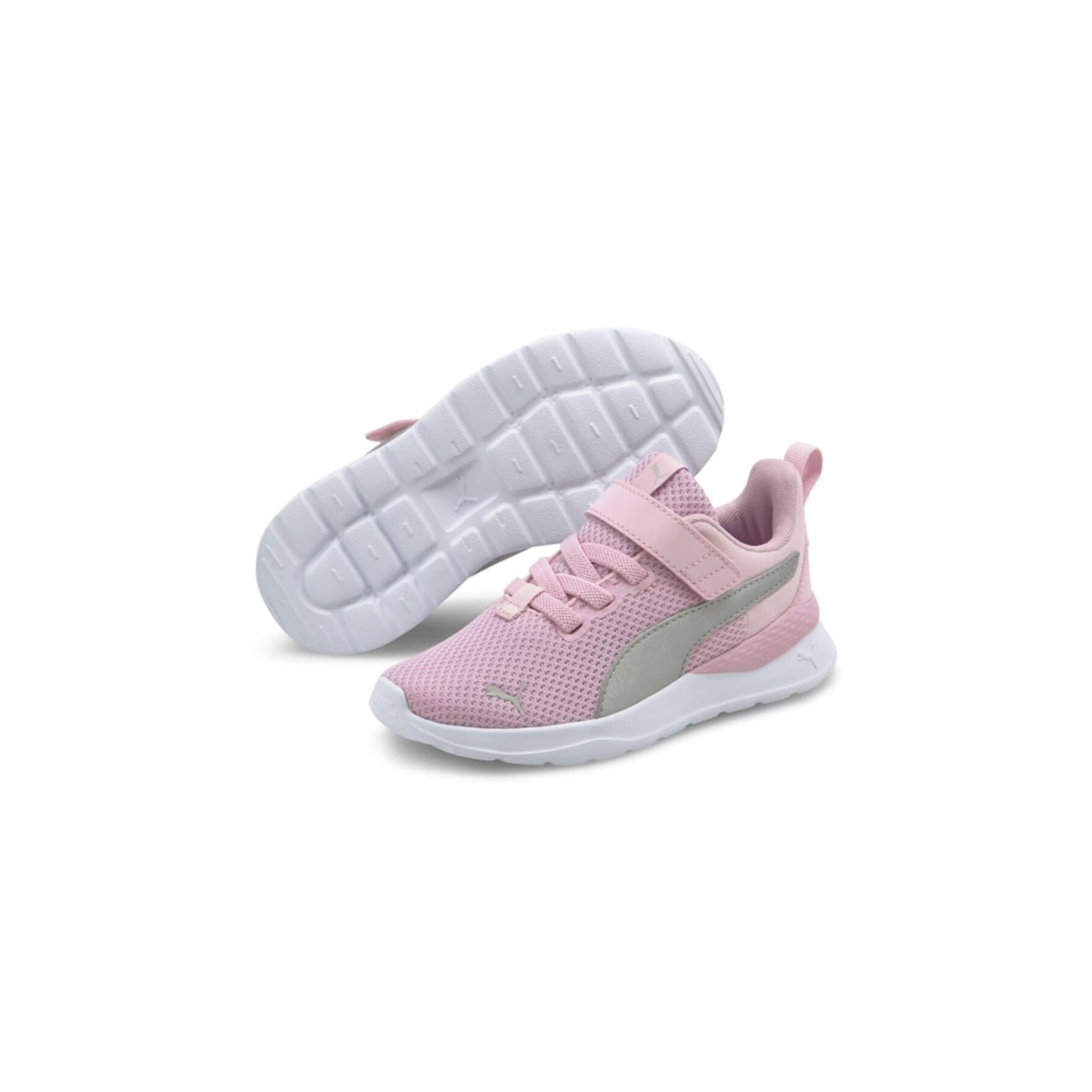 Anzarun Lite Çocuk Pembe Spor Ayakkabı (372009-13)