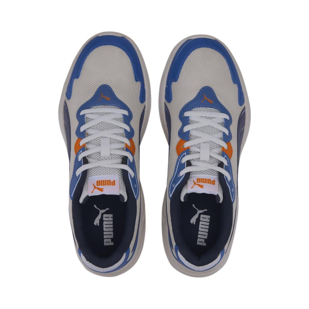 90s Runner Nu Wave Erkek Beyaz Spor Ayakkabı (373017-03)