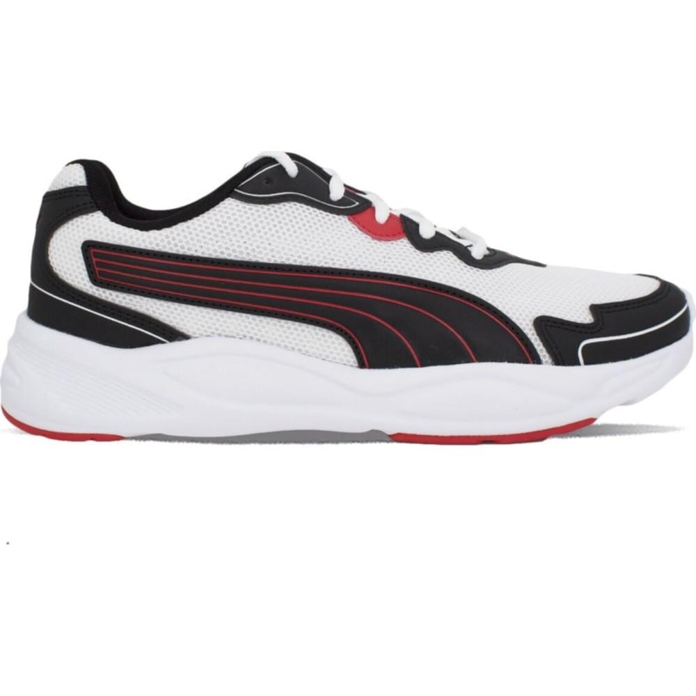 90S Runner Nu Wave Erkek Beyaz Spor Ayakkabı (373017-05)
