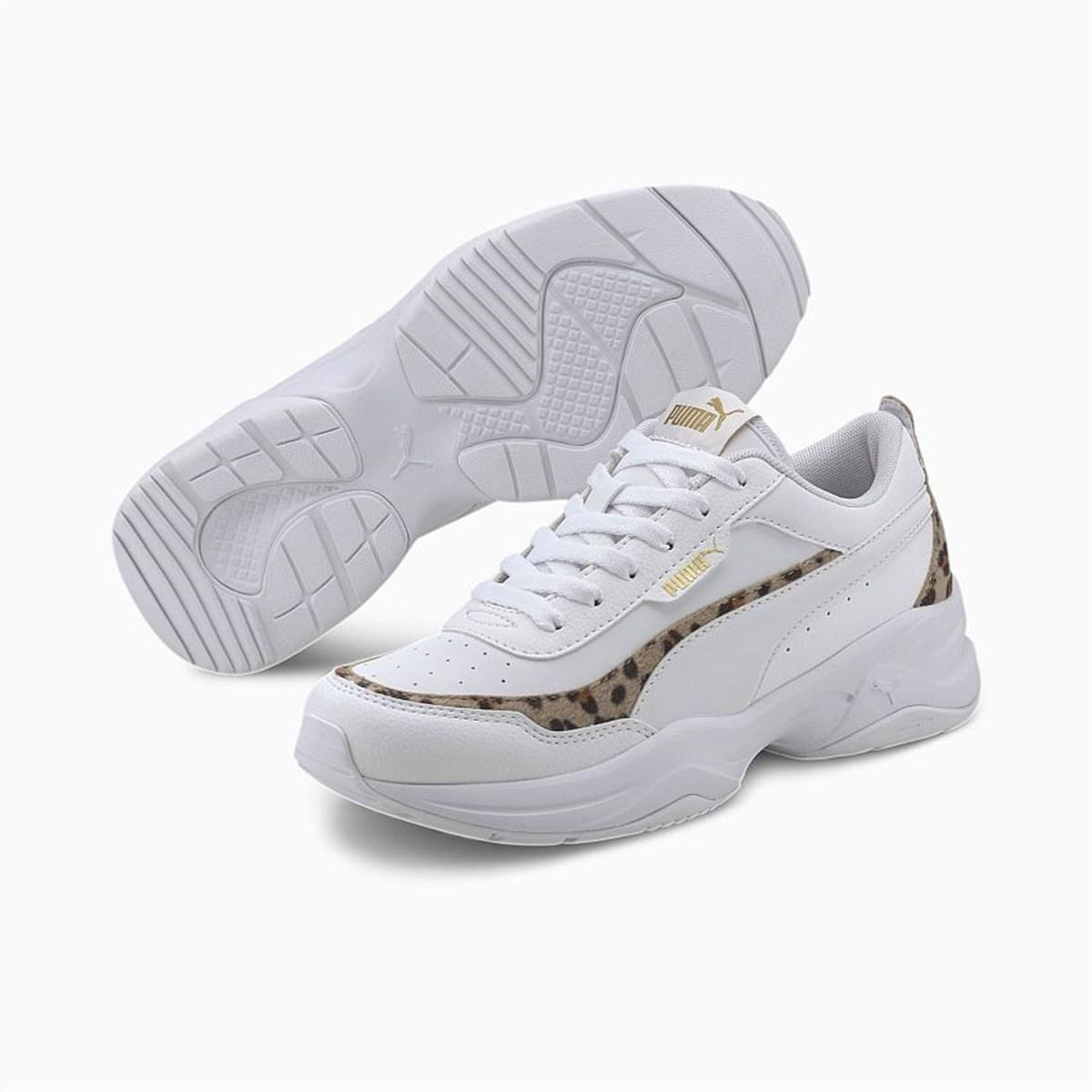 Cilia Mode Leo Kadın Beyaz Spor Ayakkabı