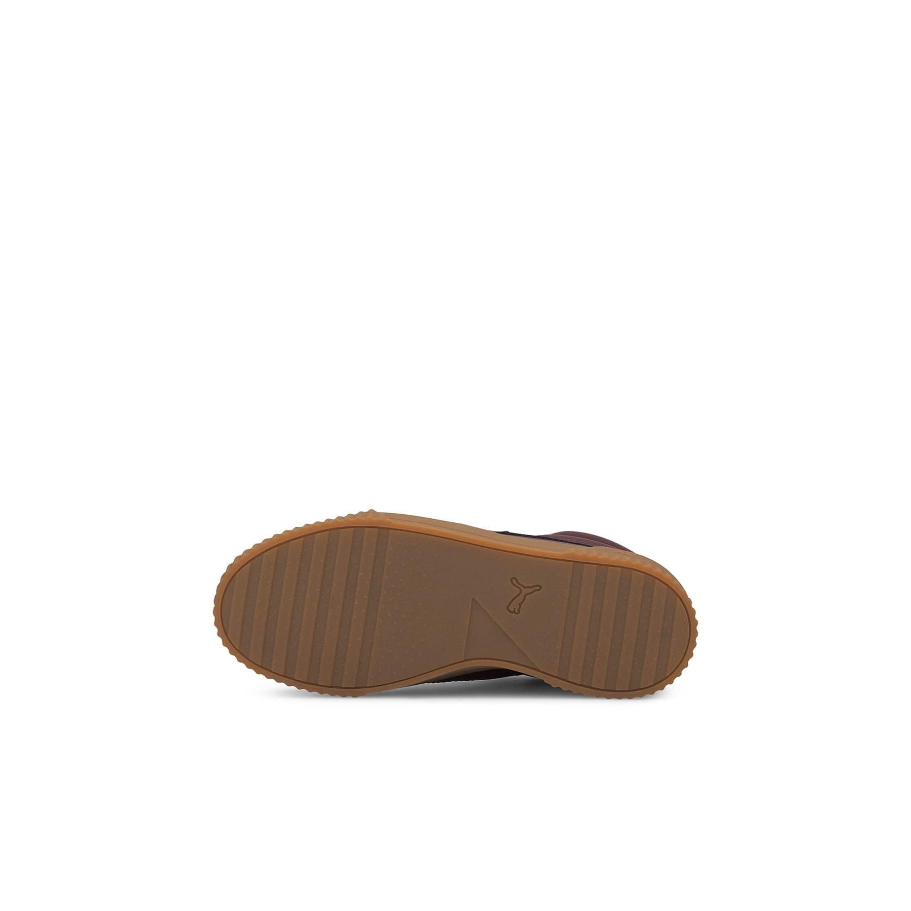 Carina Mid Kadın Bordo Spor Ayakkabı (373233-04)