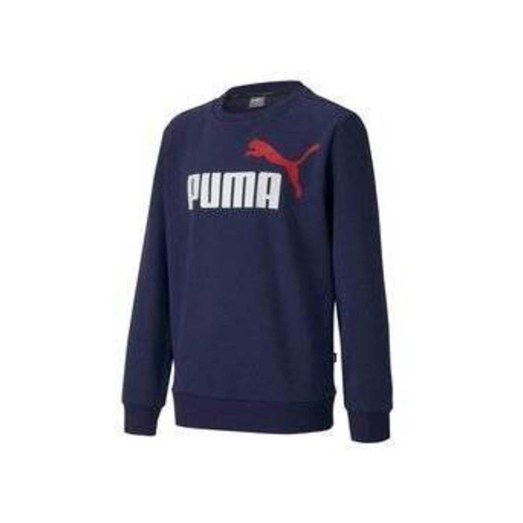 Essential Col Crew Çocuk Lacivert Sweatshirt (583231-06)