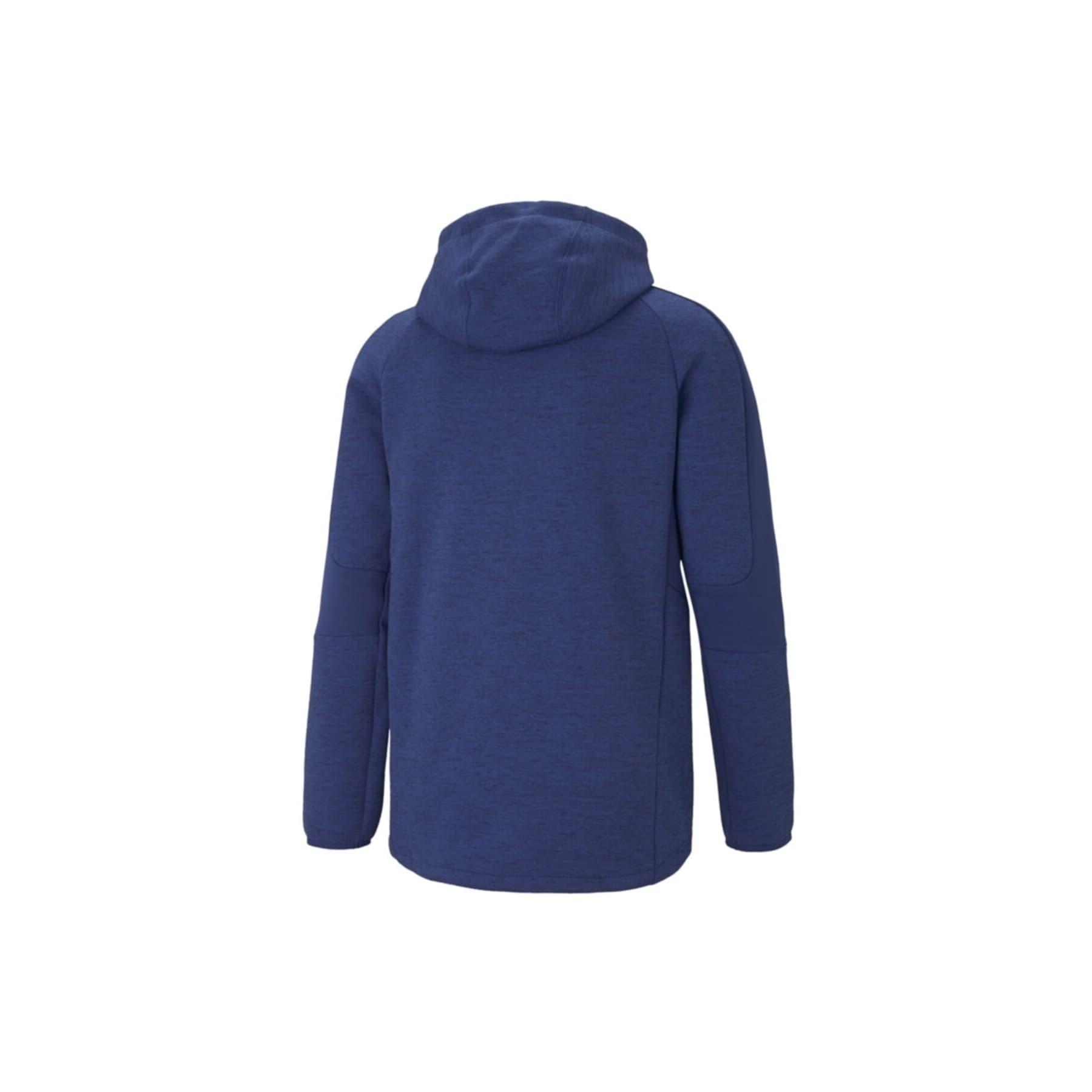 Evostripe Erkek Mavi Sweatshirt (585811-12)