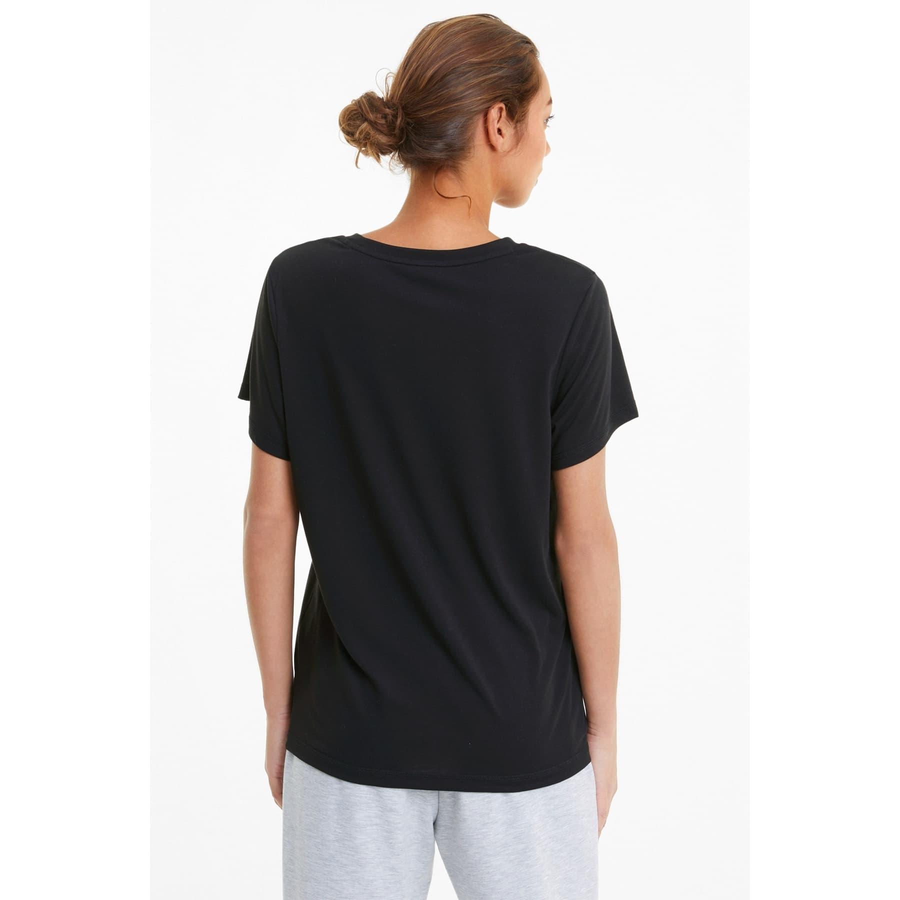Evostripe Kadın Siyah Tişört (585941-01)