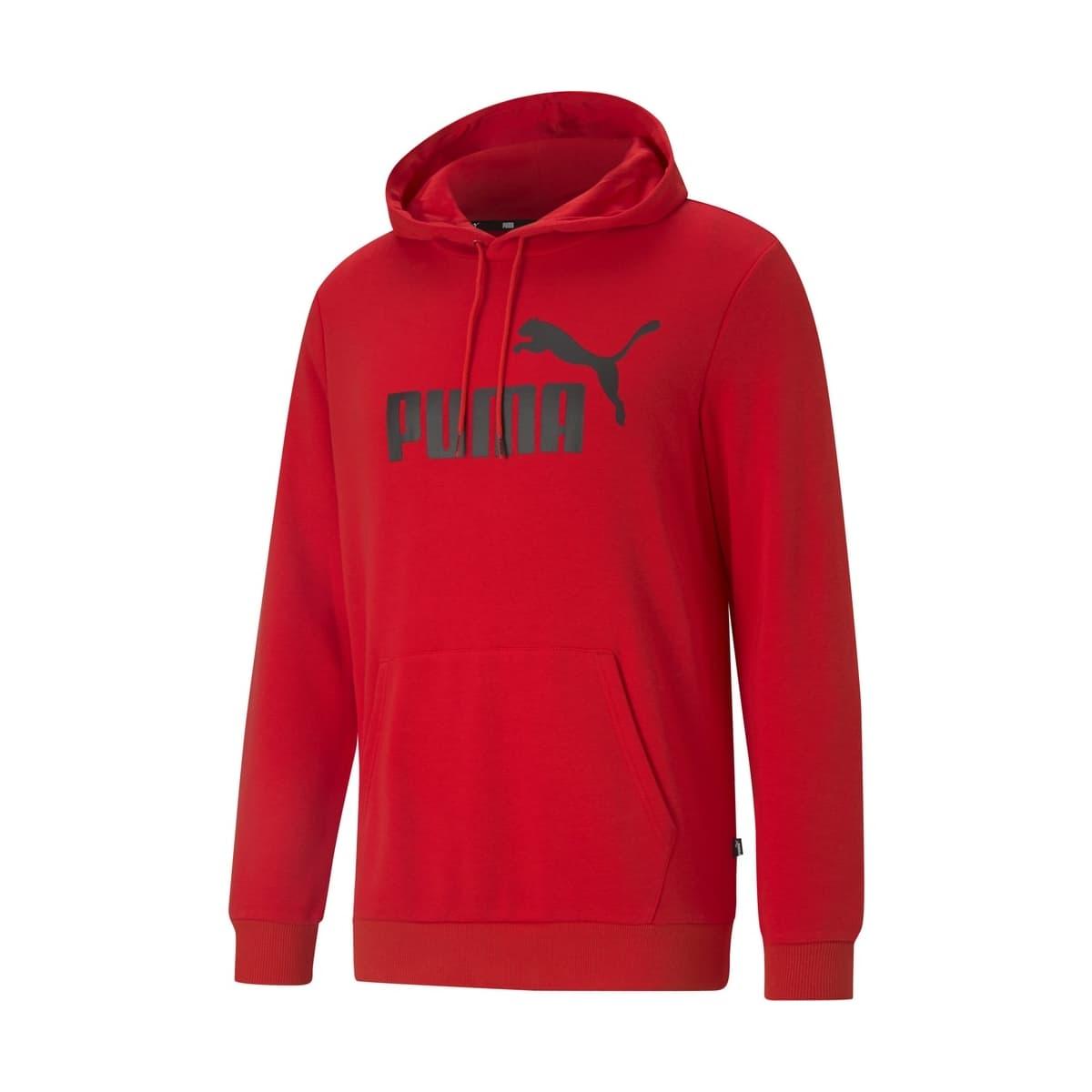 Essentials Big Logo Erkek Kırmızı Sweatshirt (586688-11)