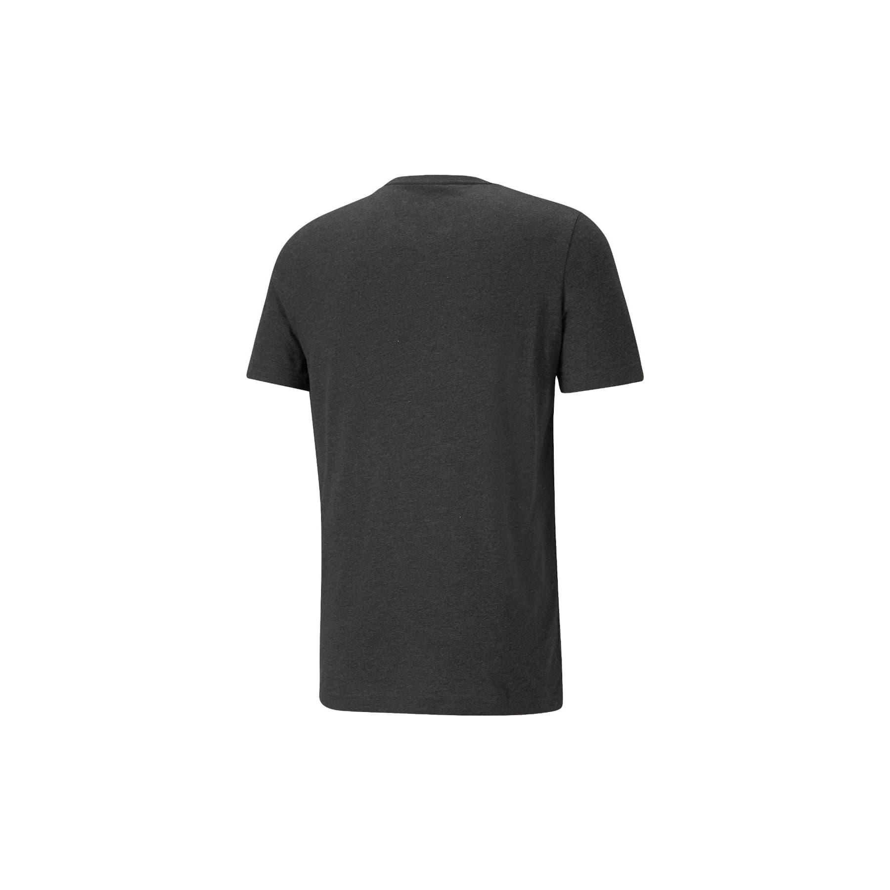Essentials Short-Sleeve Erkek Siyah Tişört (586736-07)