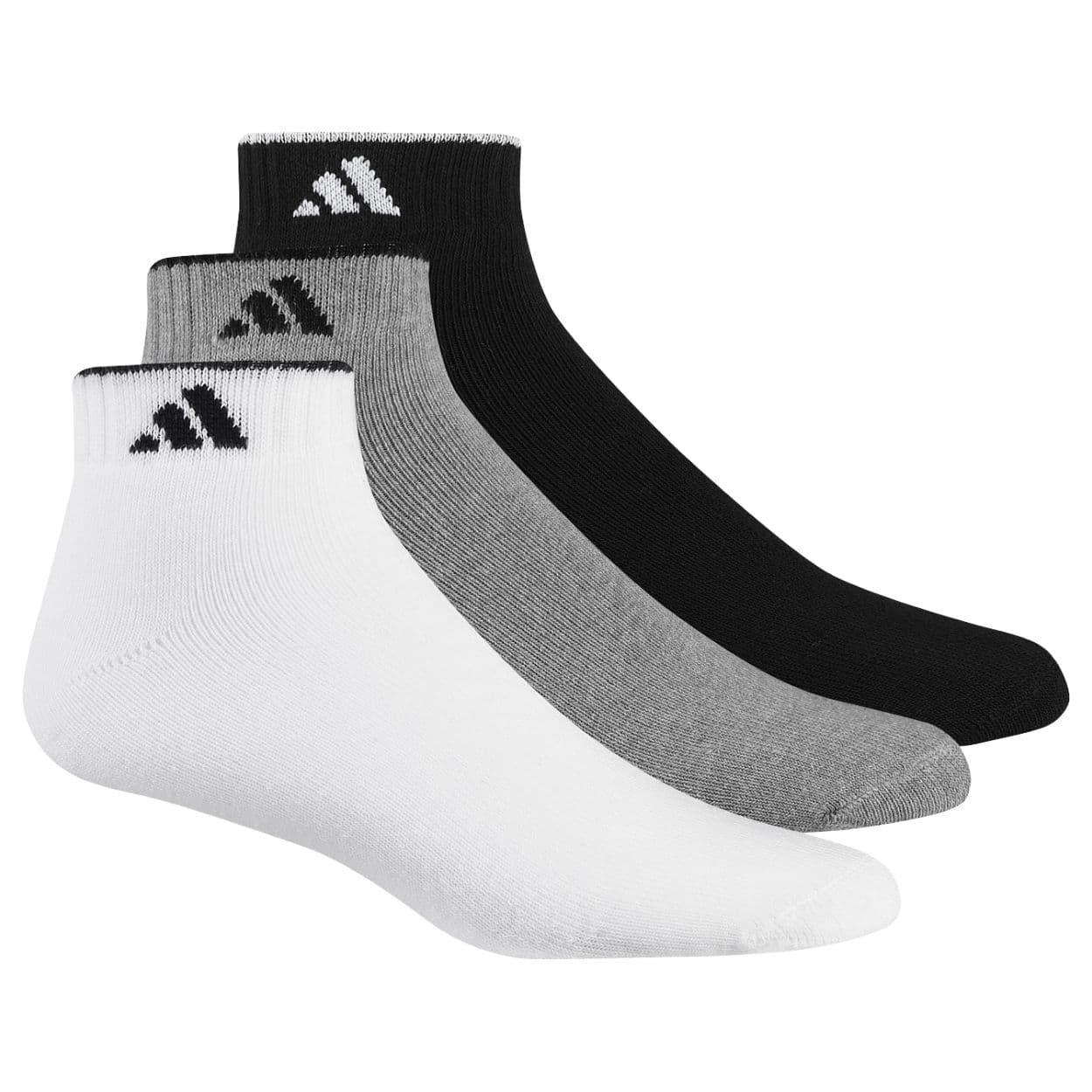 Cr F3Barsankle3 3'lü Kısa Spor Çorap