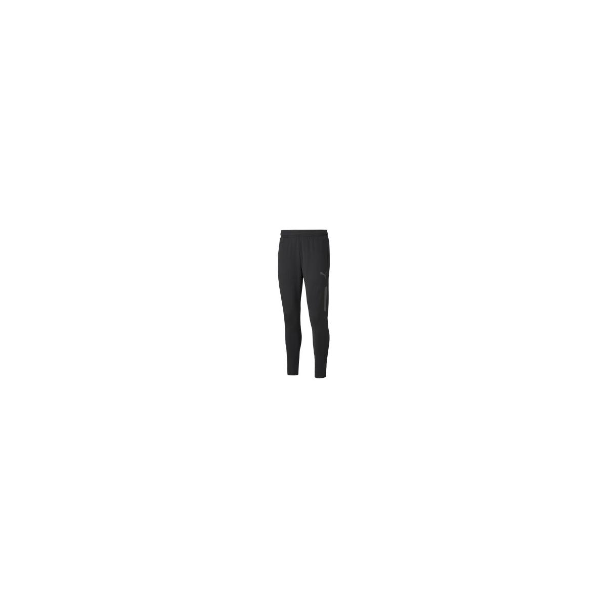 Individualliga Warm Erkek Siyah Eşofman Altı (657657-03)