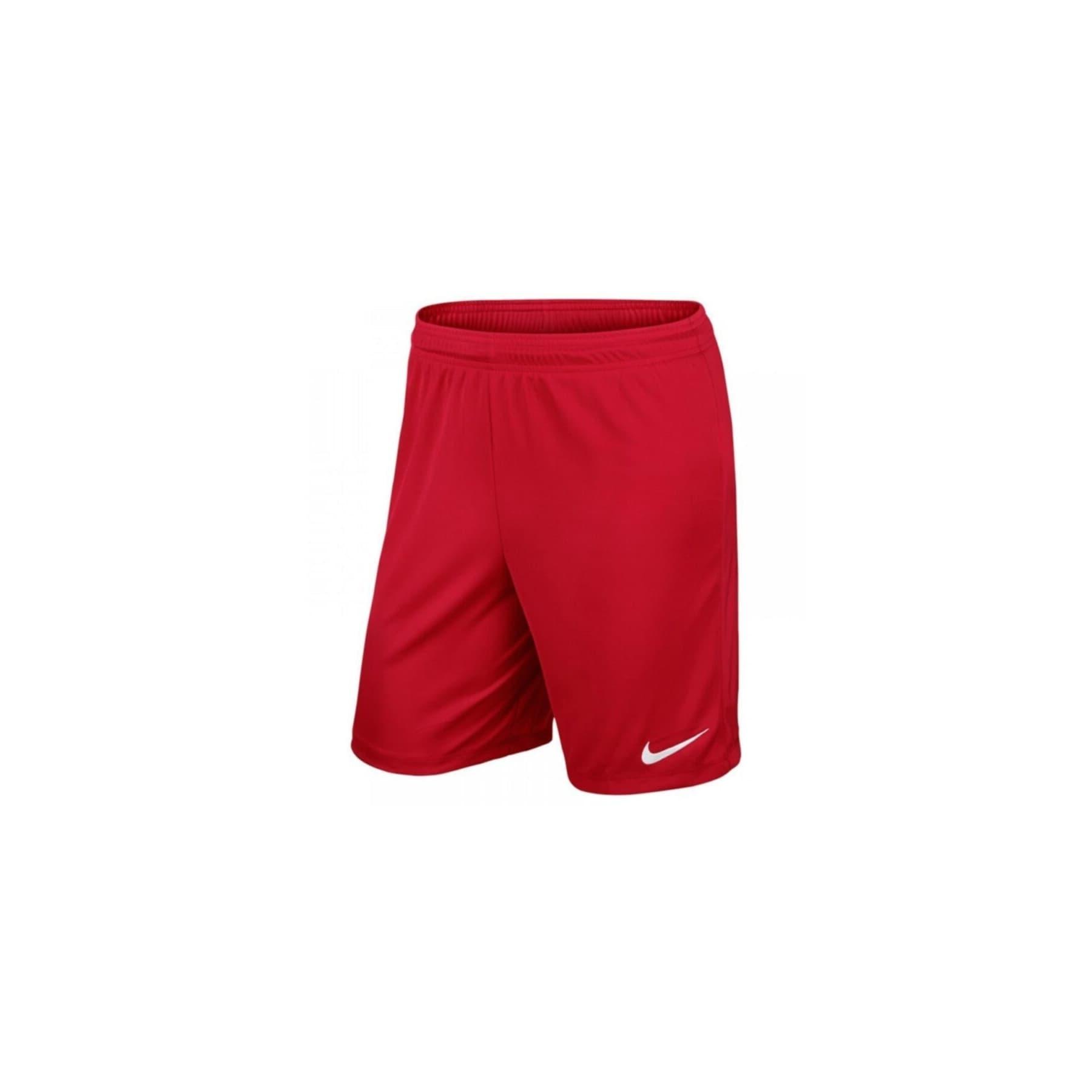 Dri-Fit Park II Erkek Kırmızı Spor Şort (725887-657)