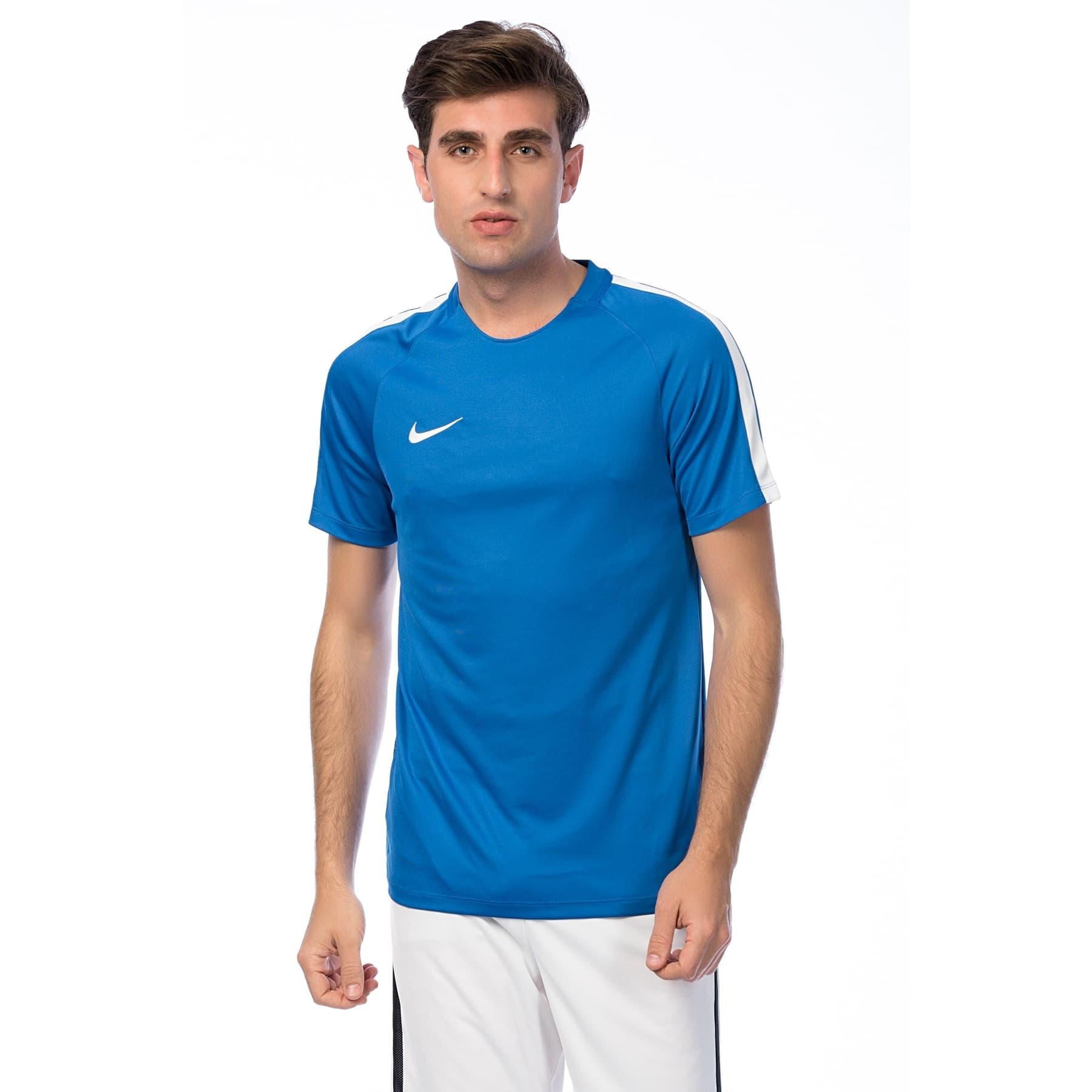 Dri-Fit Squad17 Erkek Mavi Spor Tişört (831567-463)