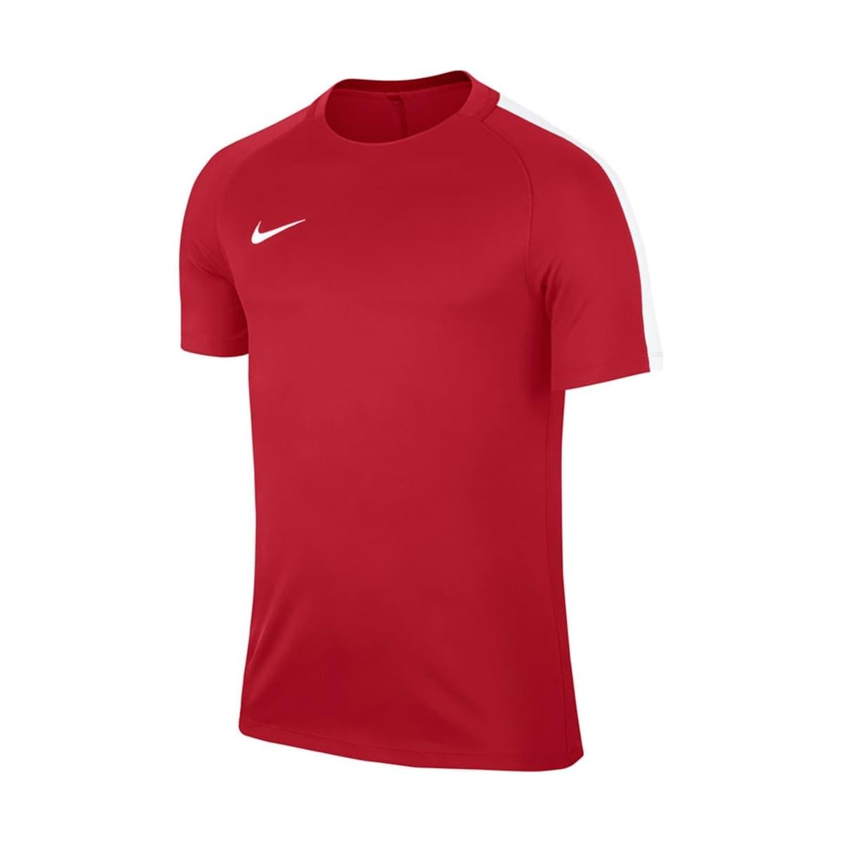 Dri-Fit Squad17 Erkek Kırmızı Spor Tişört (831567-657)