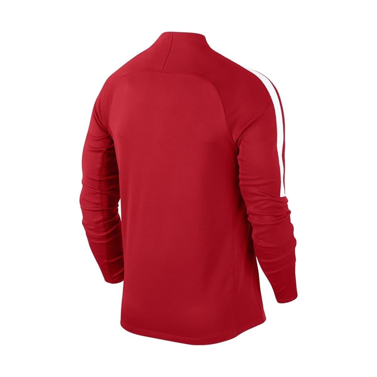 Dri-Fit Squad17 Erkek Kırmızı Eşofman Üstü (831569-657)