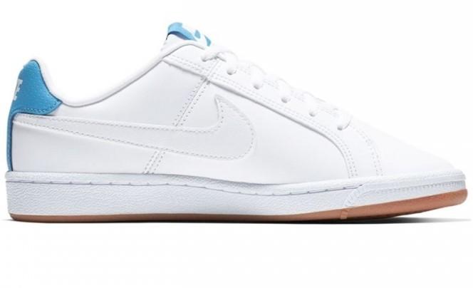 Court Royale Çocuk Beyaz Spor Ayakkabı