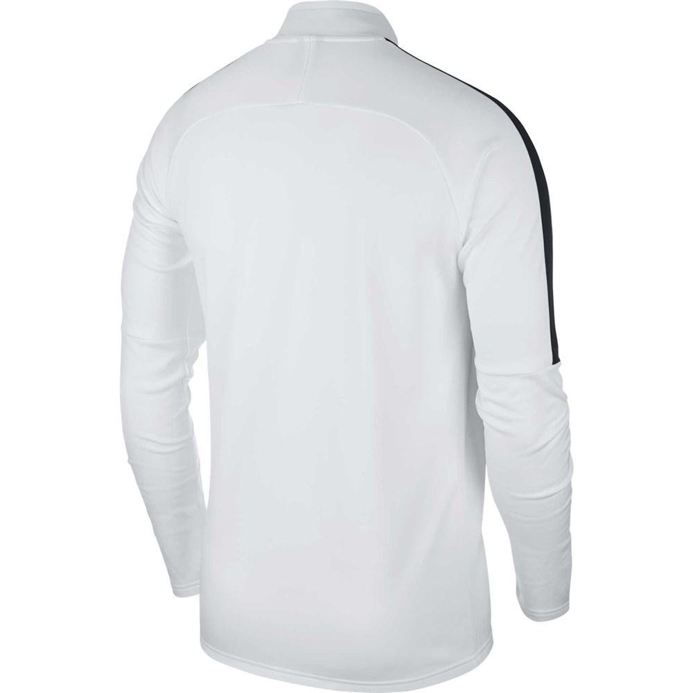 Dri-Fit Academy 18 Erkek Beyaz Sweatshirt (893624-100)