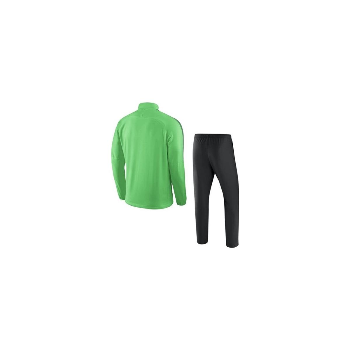 Dry Academy 18 Erkek Yeşil Eşofman Takımı (893709-361)