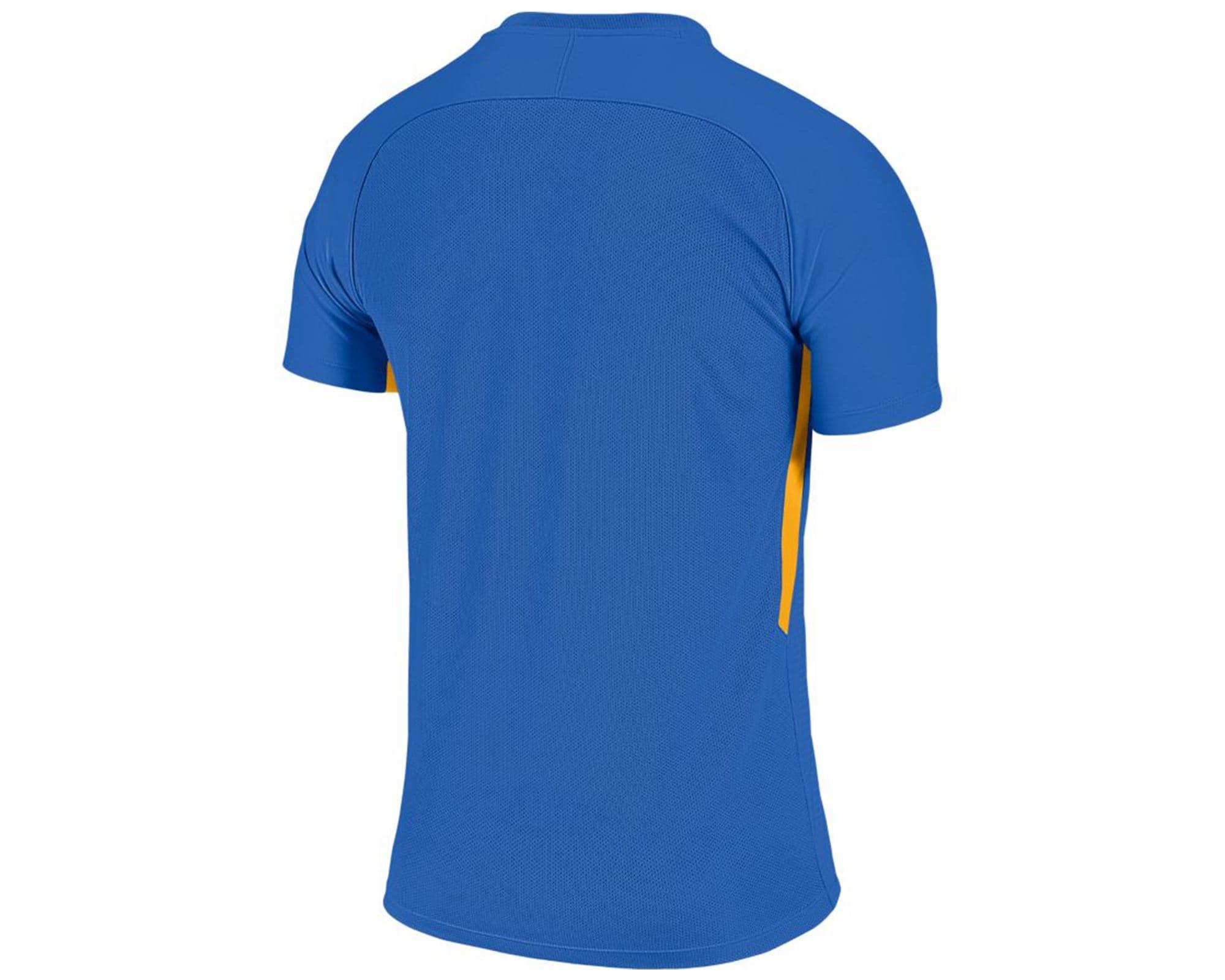 Dri-Fit Tiempo Prem Erkek Mavi Futbol Forma (894230-464)