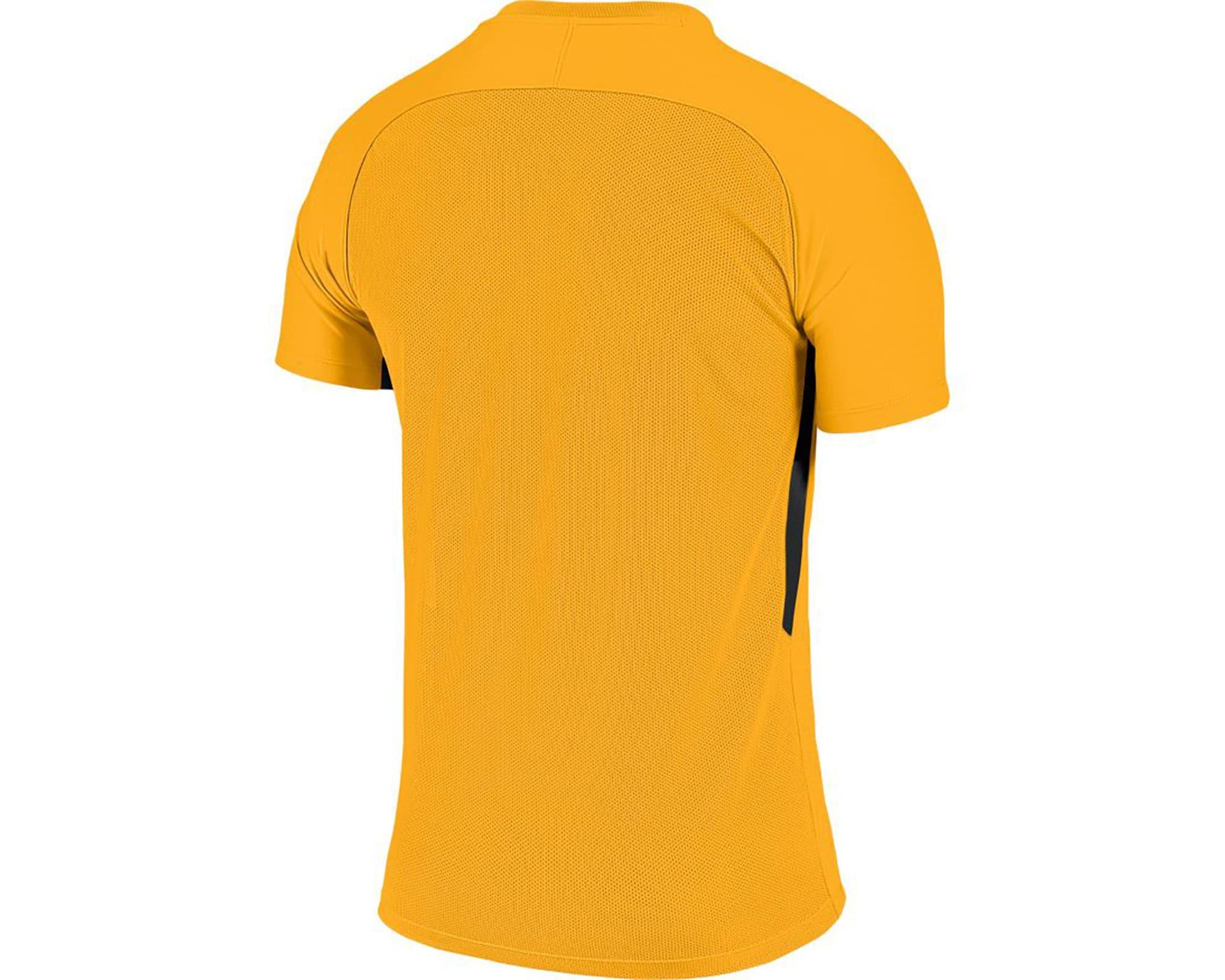 Dri-Fit Tiempo Prem Erkek Sarı Futbol Forma (894230-739)