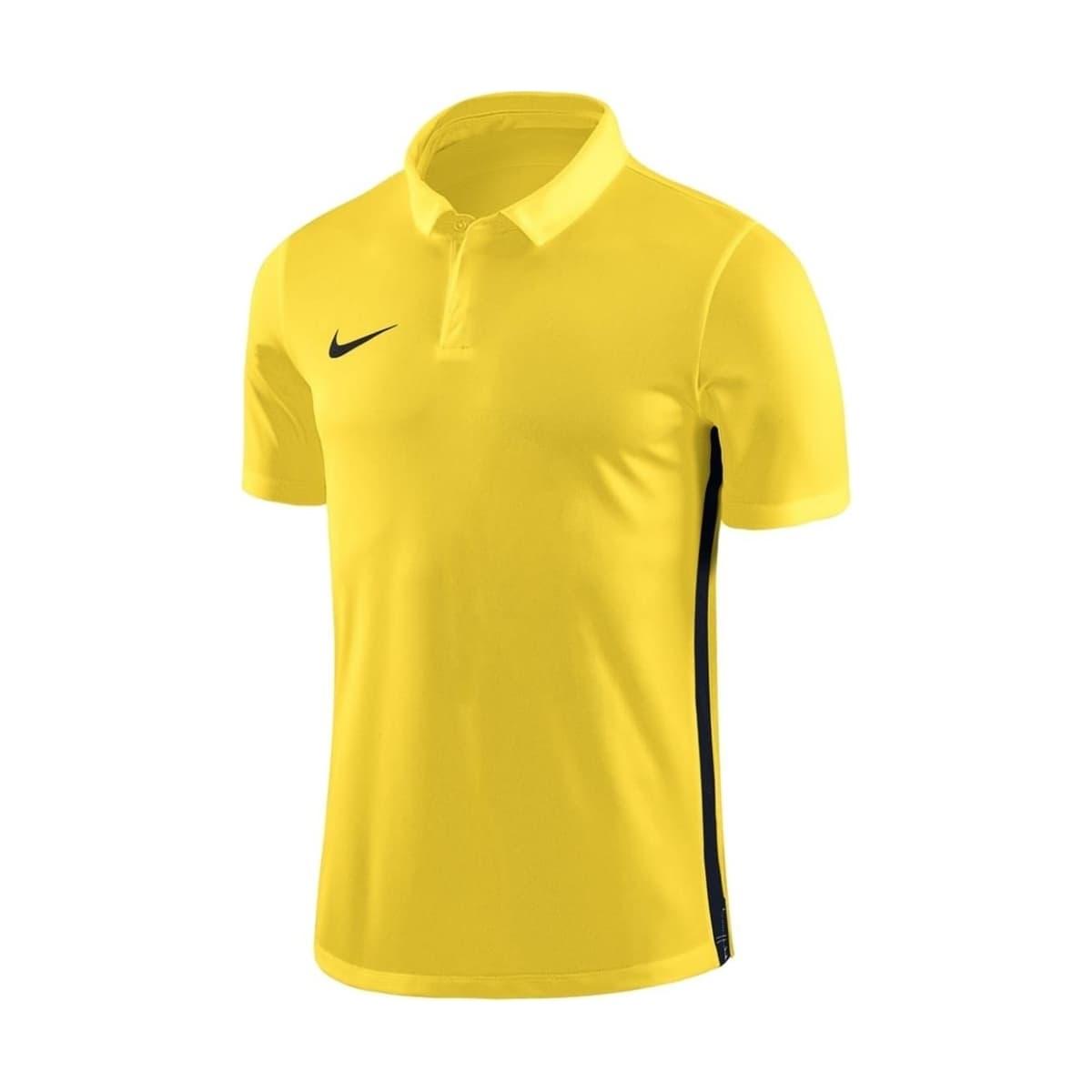 Dry Academy 18 Erkek Sarı Polo Tişört (899984-719)