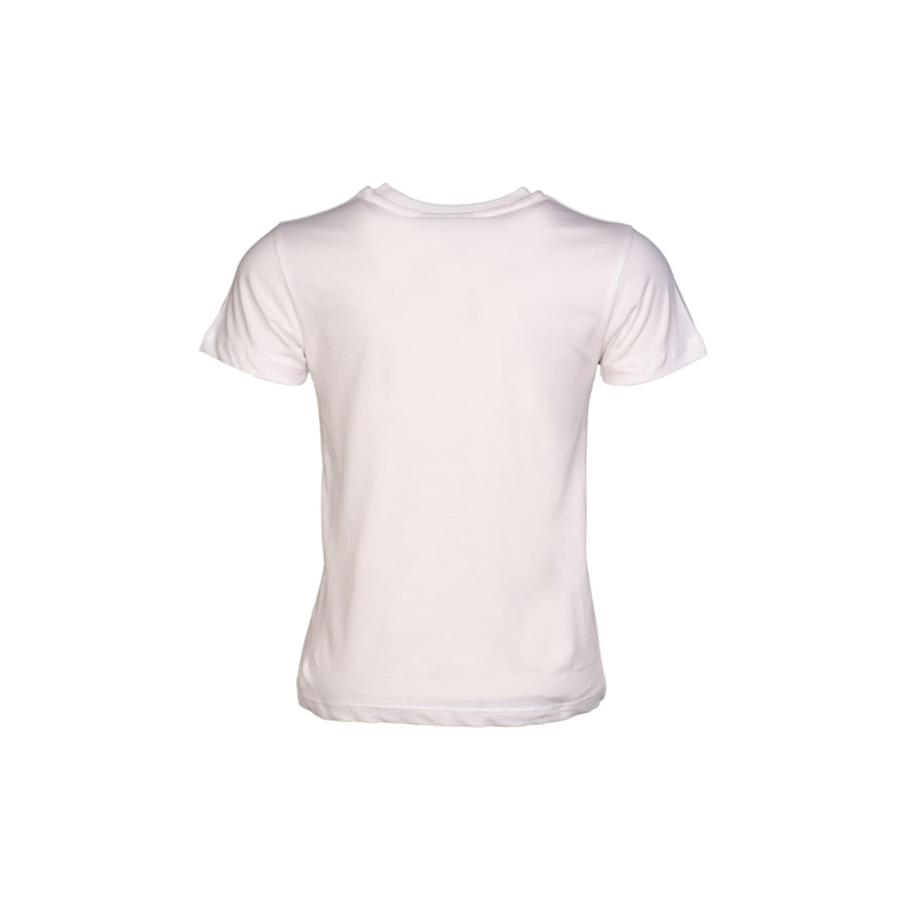 Baina Kız Çocuk Beyaz Tişört (910899-9003)
