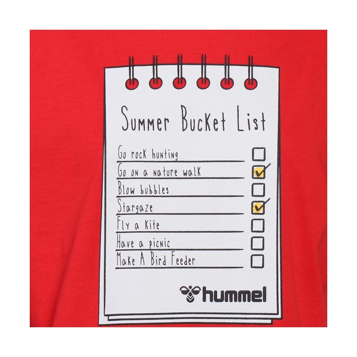 Bucket Çocuk Kırmızı Tişört (911297-3331)