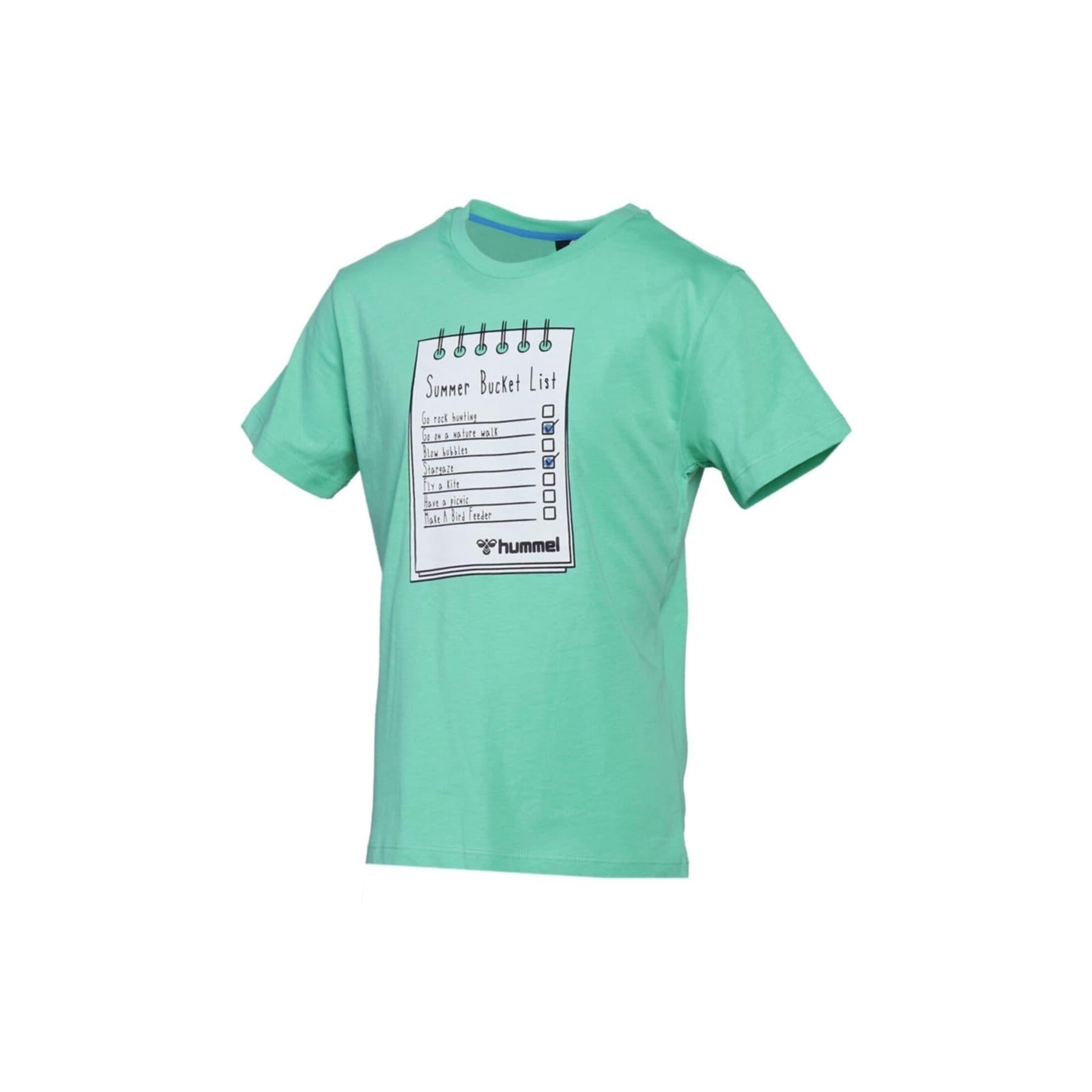 Bucket Çocuk Yeşil Tişört (911297-6320)