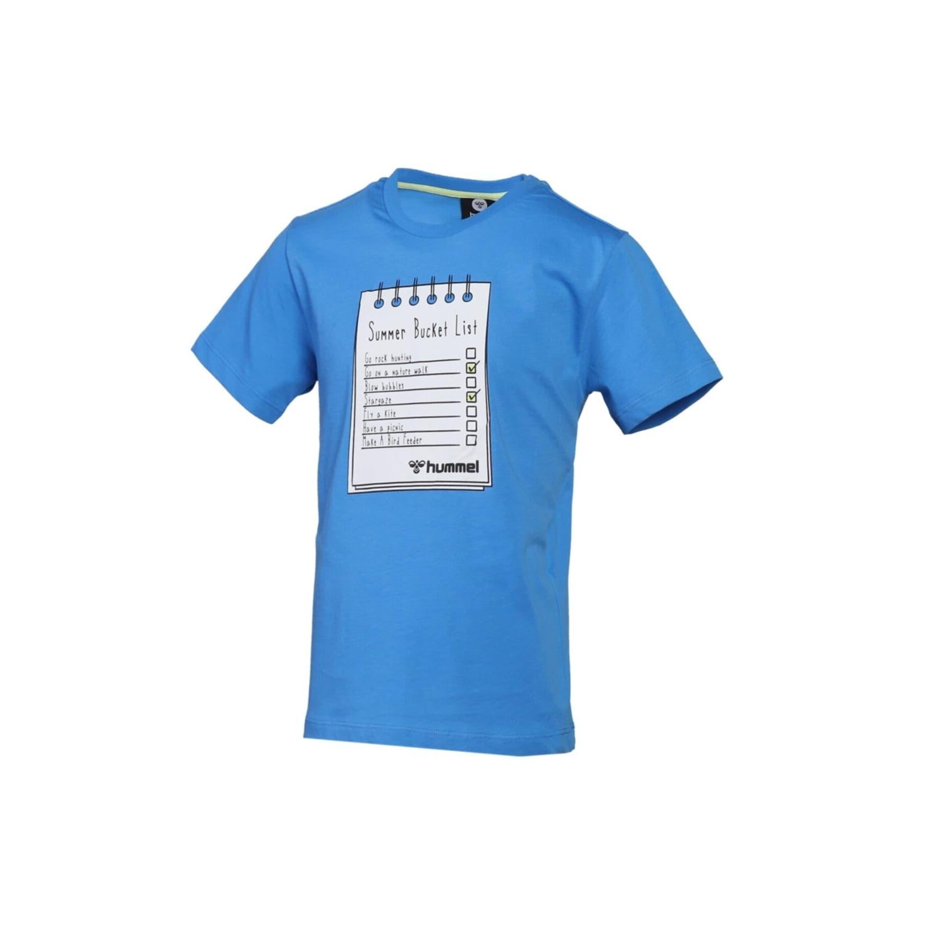 Bucket Çocuk Beyaz Tişört (911297-7620)