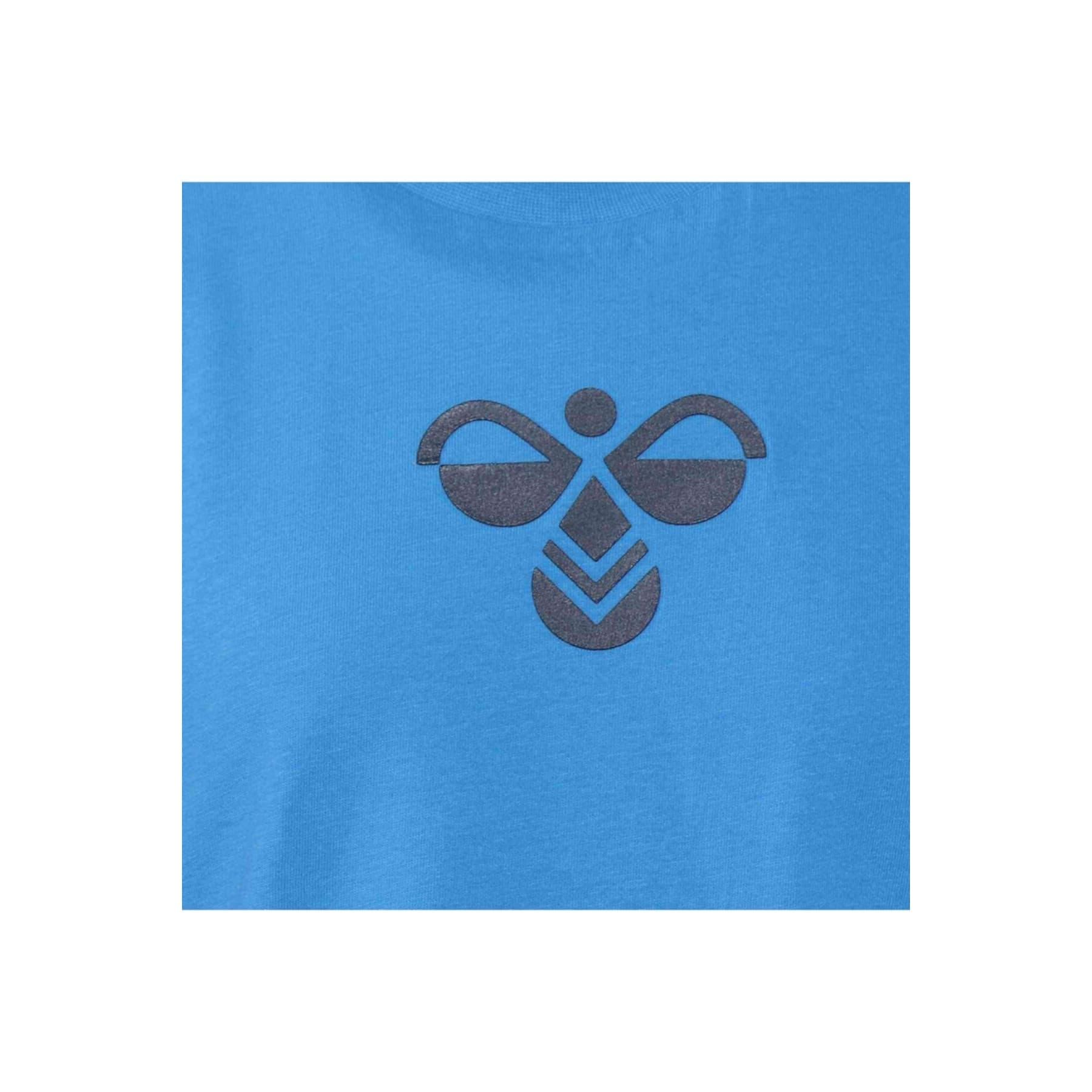 Camel Çocuk Mavi Tişört (911298-7620)