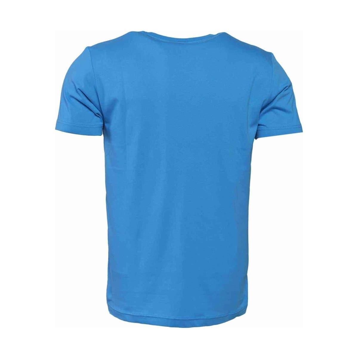 Centil Erkek Mavi Tişört (911301-7620)