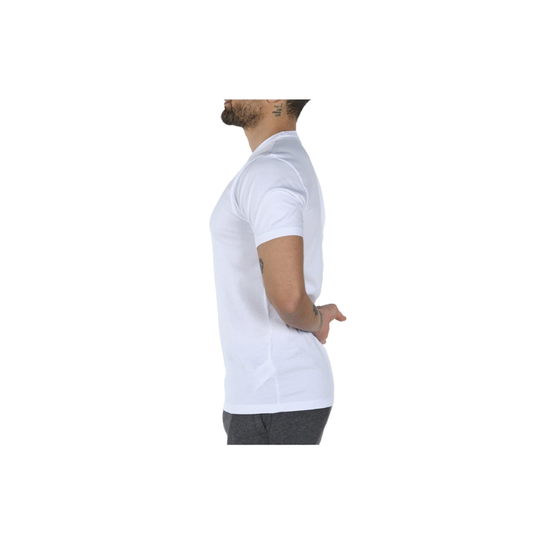 CSC M City Graphic Erkek Beyaz Tişört (CS0115_100)