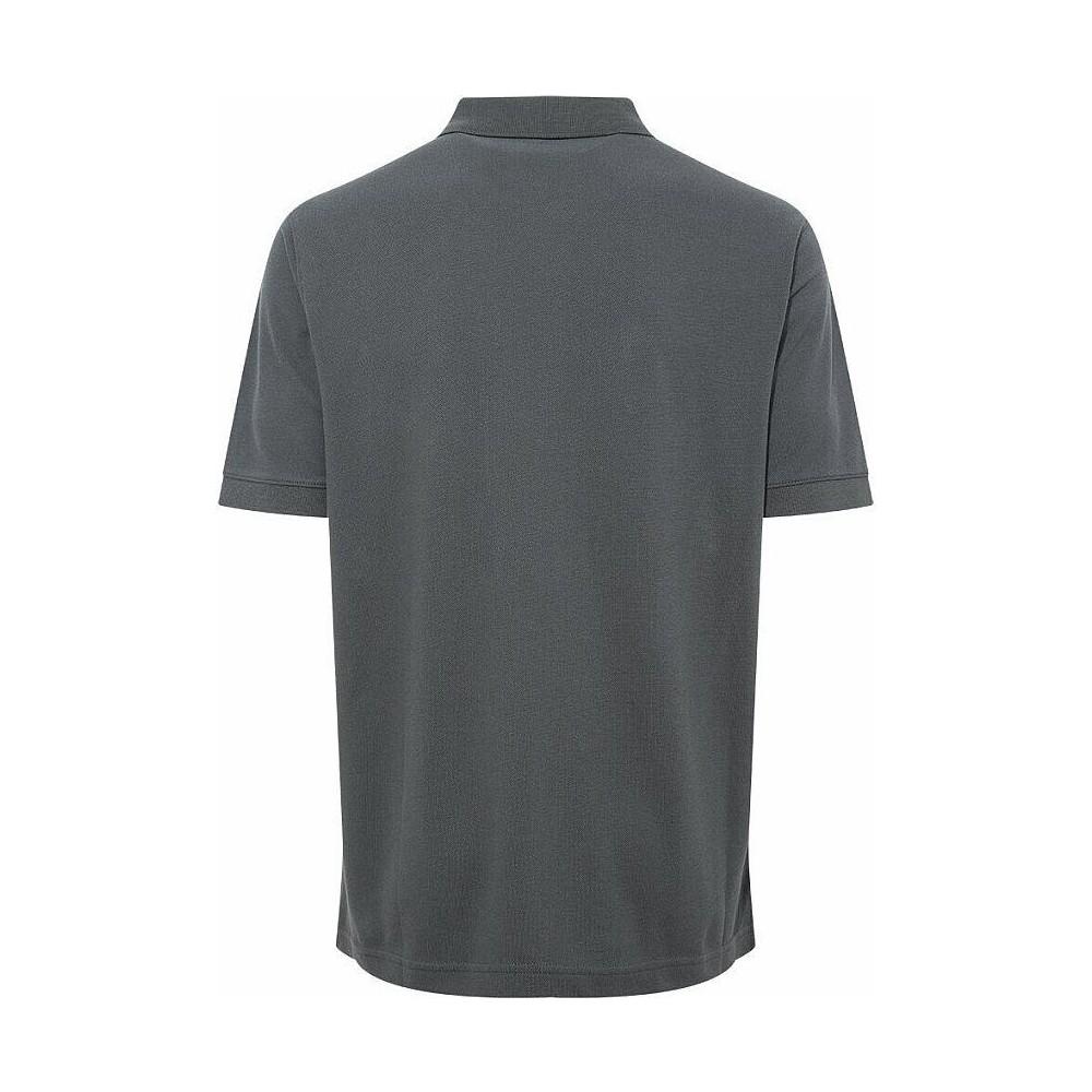 Cascade Range Solid Erkek Antrasit Polo Yaka Tişört