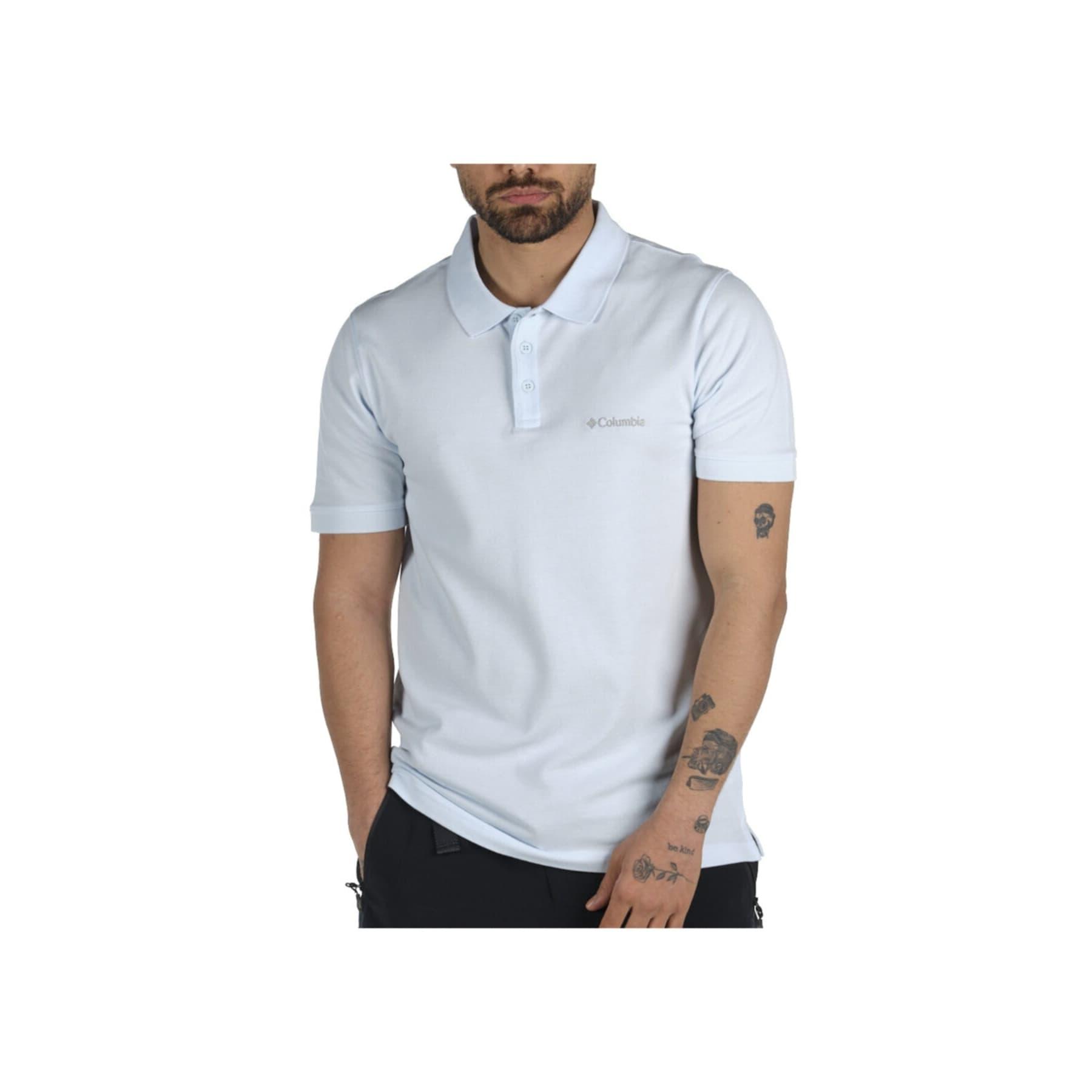 Cascade Range II Erkek Beyaz Tişört (CS0214-100)