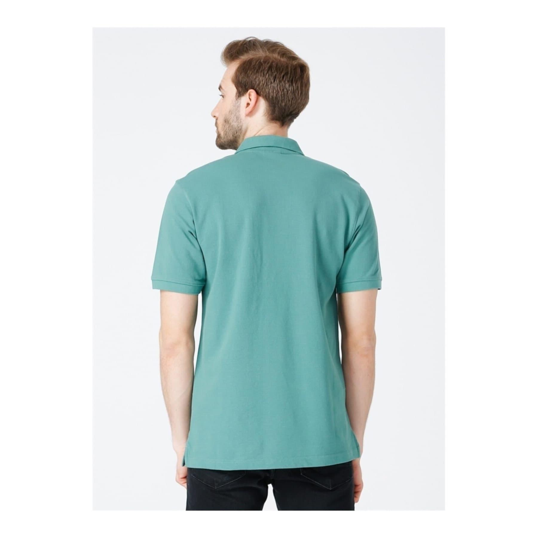 Cascade Range II Erkek Yeşil Tişört (CS0214-369)