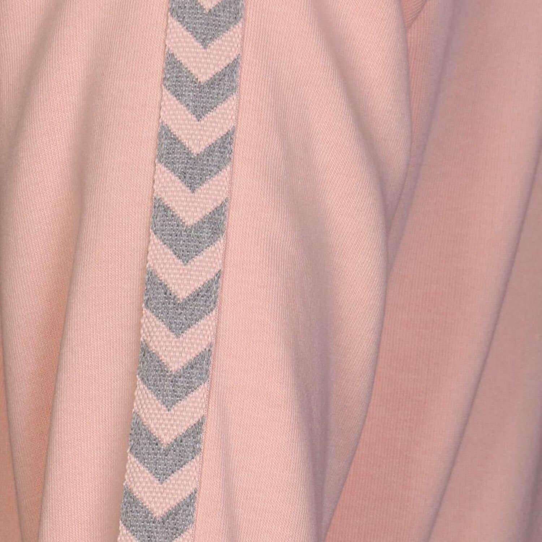 Jaromira Fermuarlı Kadın Pembe Sweatshirt