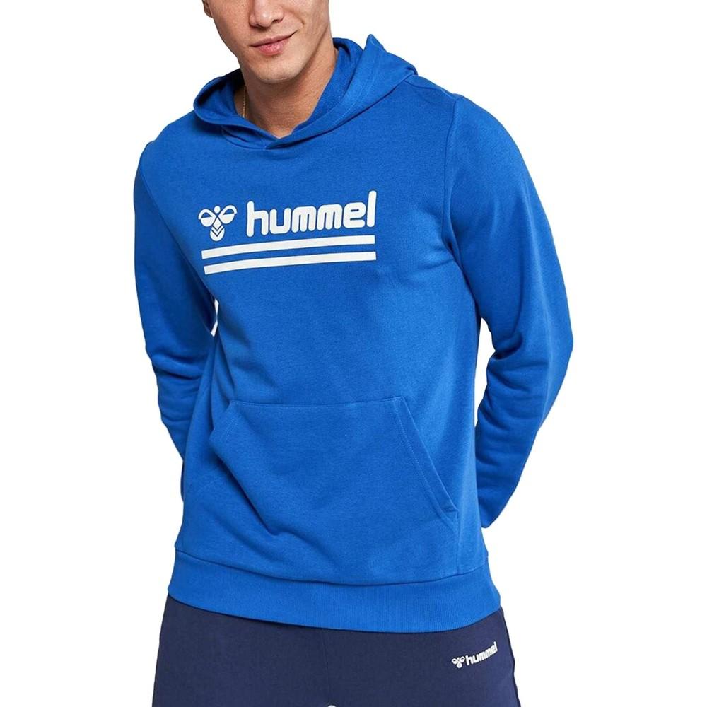 Darin Erkek Mavi Günlük Sweatshirt