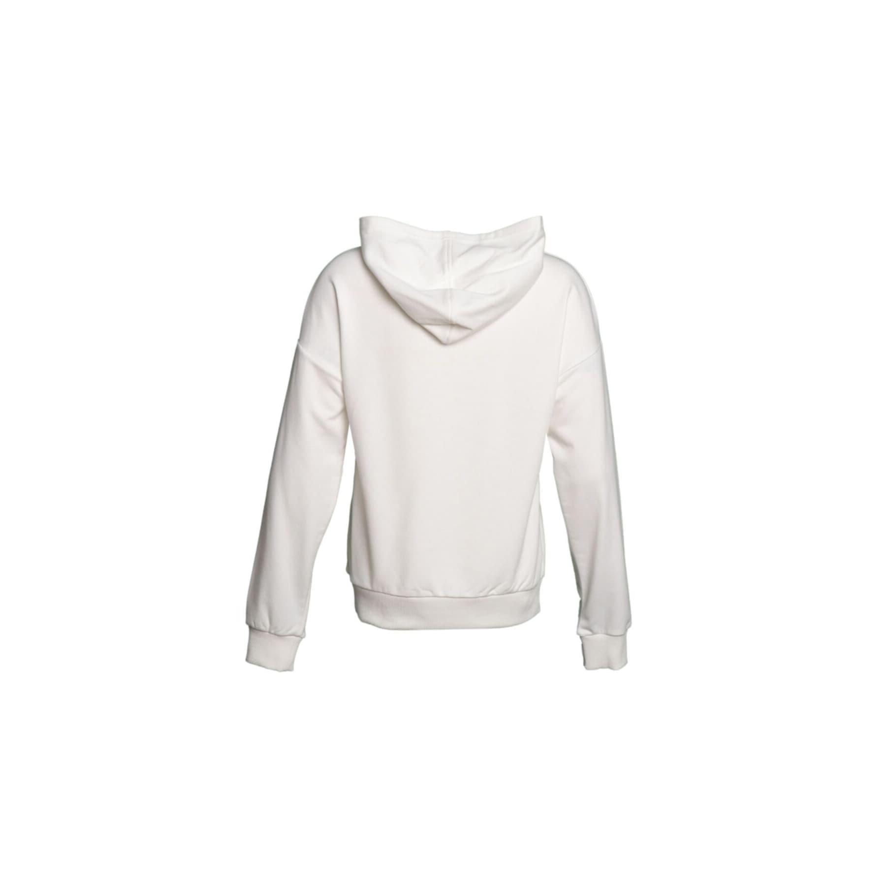 Dami Kadın Beyaz Kapüşonlu Sweatshirt (920927-1321)