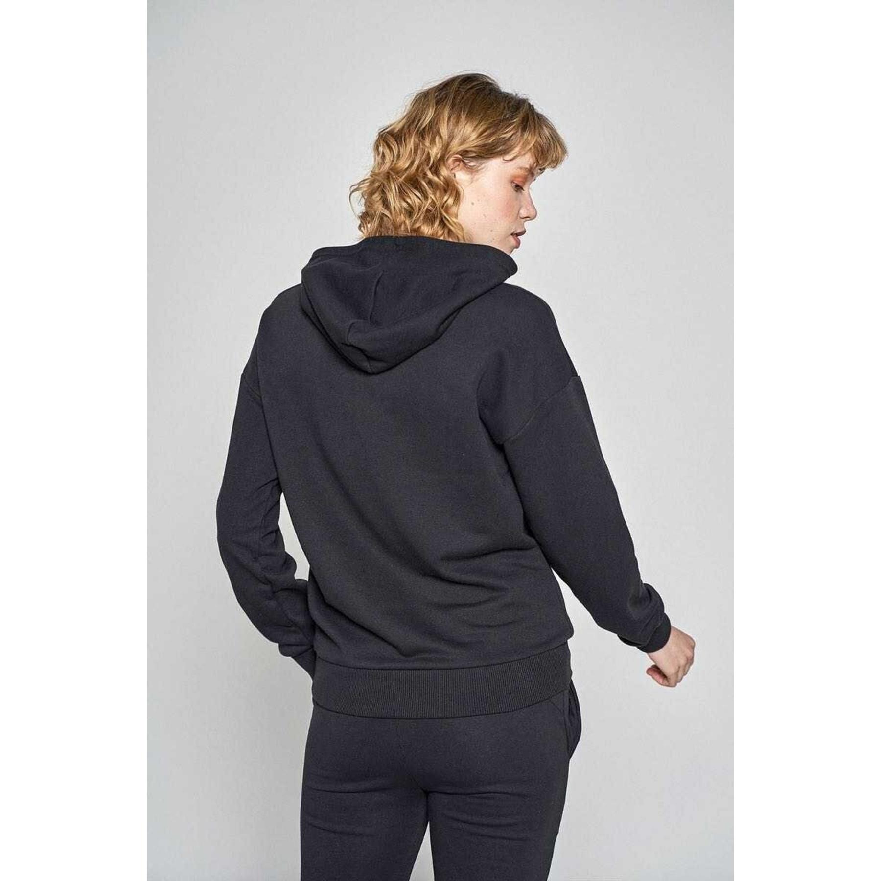 Hummel Dami Kadın Siyah Sweatshirt (920927-2001)